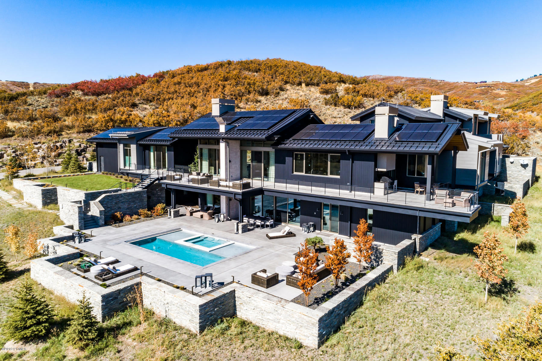 714 Red Fox Road, Park City, Utah 84098, 4 Bedrooms Bedrooms, ,8 BathroomsBathrooms,Single Family,For Sale,Red Fox,20190109112430415765000000