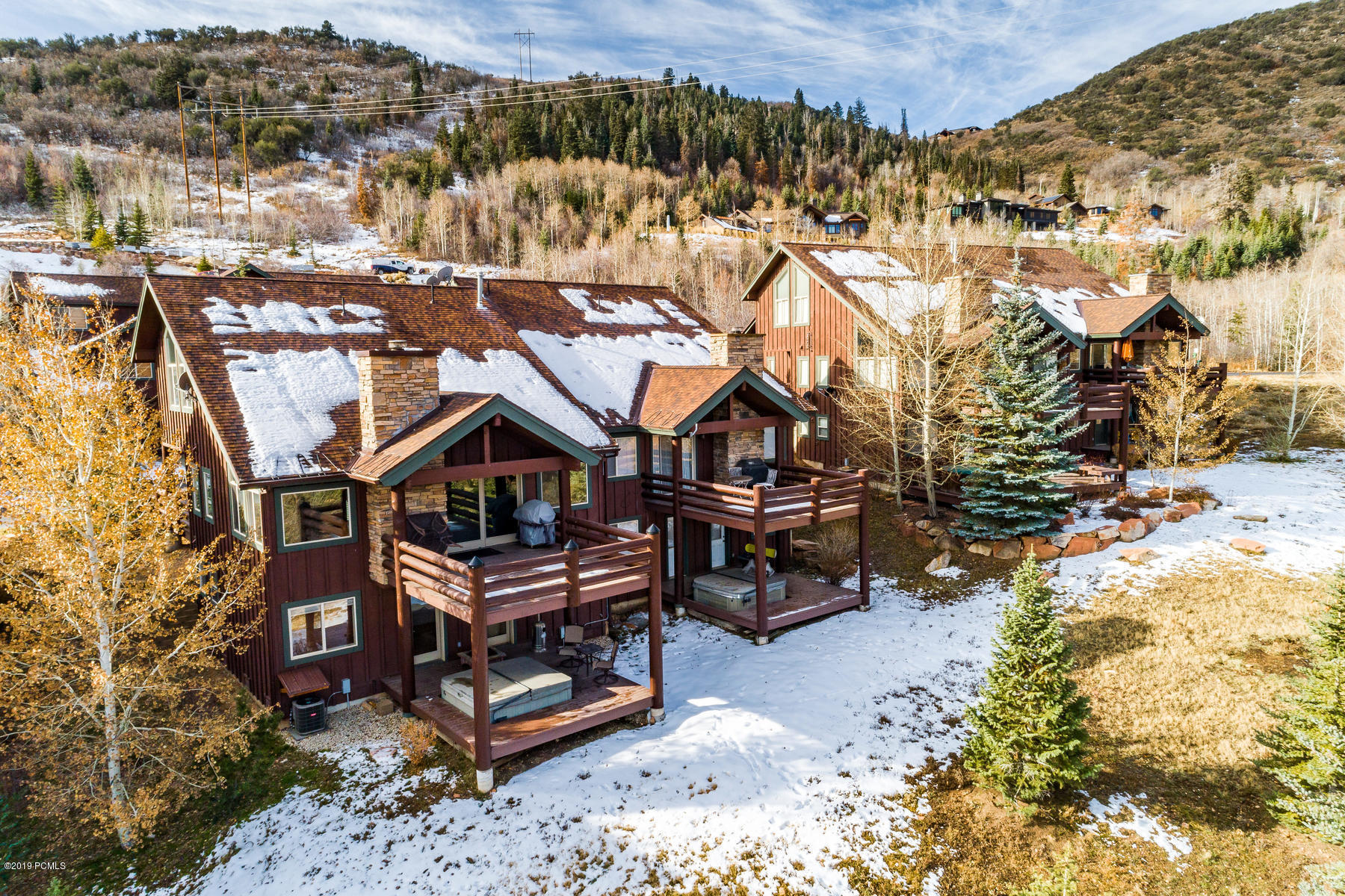 5151 Cove Canyon Drive, Park City, Utah 84098, 3 Bedrooms Bedrooms, ,3 BathroomsBathrooms,Condominium,For Sale,Cove Canyon,20190109112430415765000000