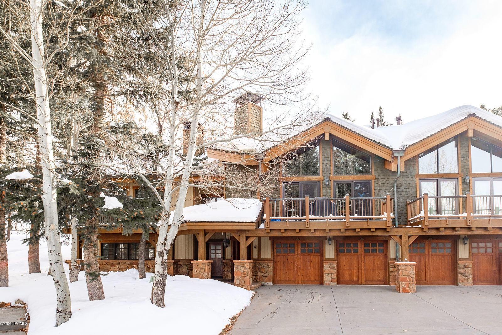 7210 Little Belle Court, Park City, Utah 84060, 6 Bedrooms Bedrooms, ,5 BathroomsBathrooms,Condominium,For Sale,Little Belle,20190109112430415765000000