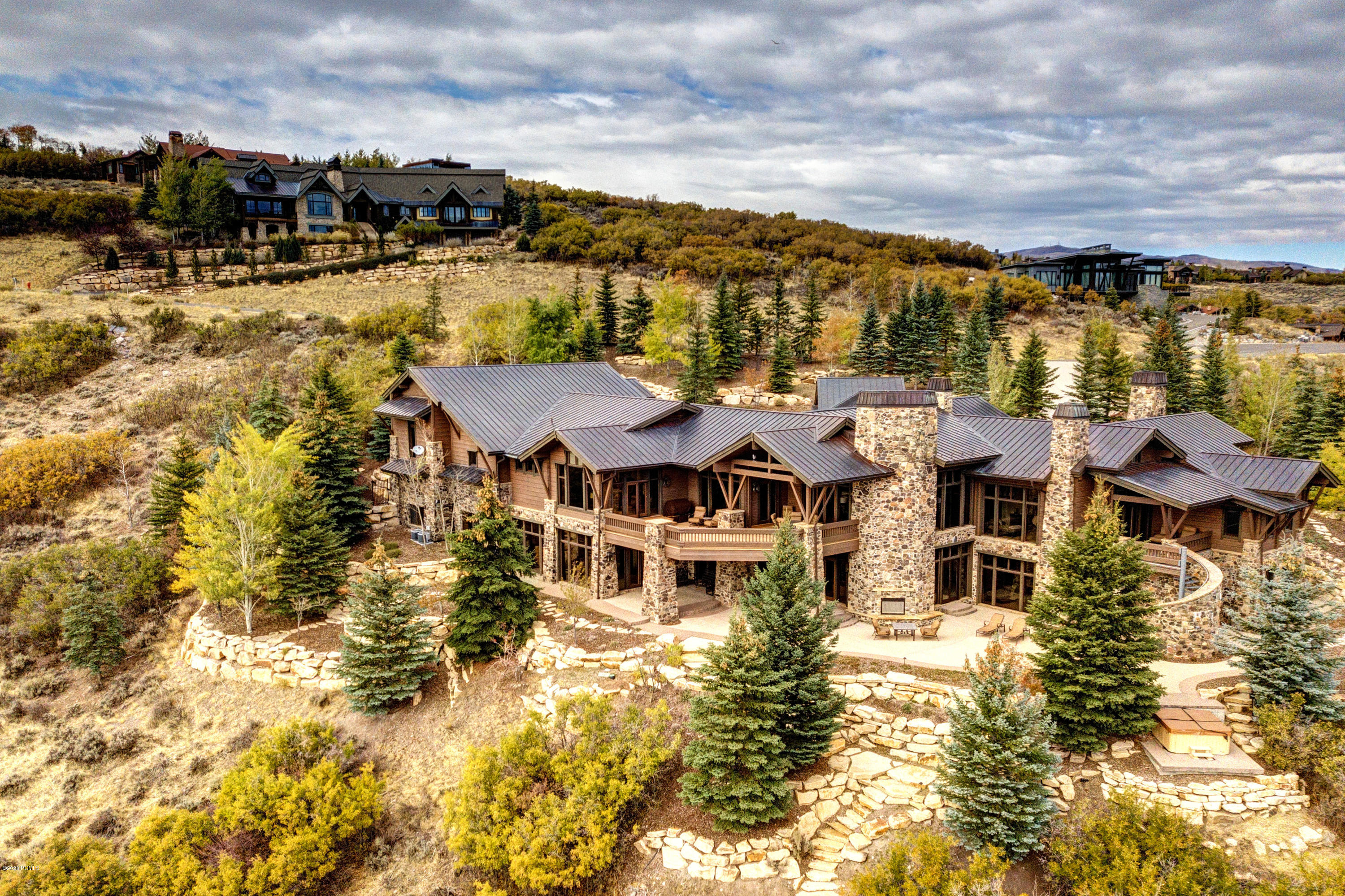 8066 Sunrise Loop, Park City, Utah 84098, 8 Bedrooms Bedrooms, ,10 BathroomsBathrooms,Single Family,For Sale,Sunrise Loop,11704385