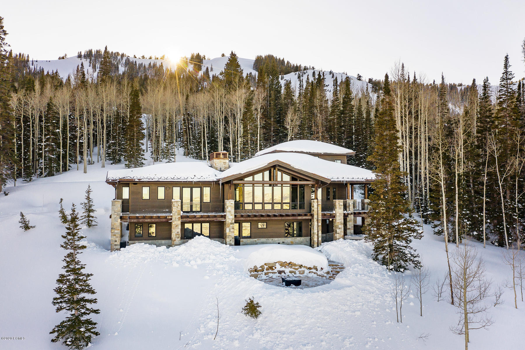 124 White Pine Canyon Road, Park City, Utah 84060, 5 Bedrooms Bedrooms, ,7 BathroomsBathrooms,Single Family,For Sale,White Pine Canyon,20190109112430415765000000