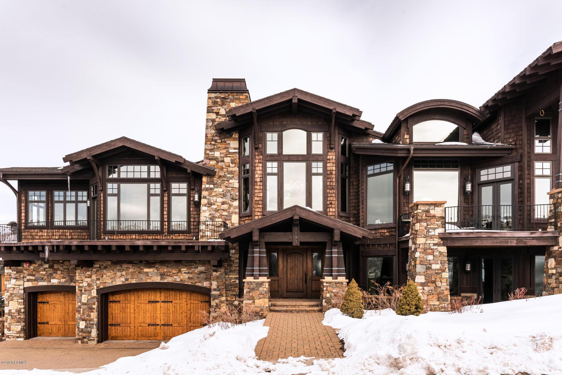 1493 Seasons Drive, Park City, Utah 84060, 4 Bedrooms Bedrooms, ,6 BathroomsBathrooms,Single Family,For Sale,Seasons,20190109112430415765000000