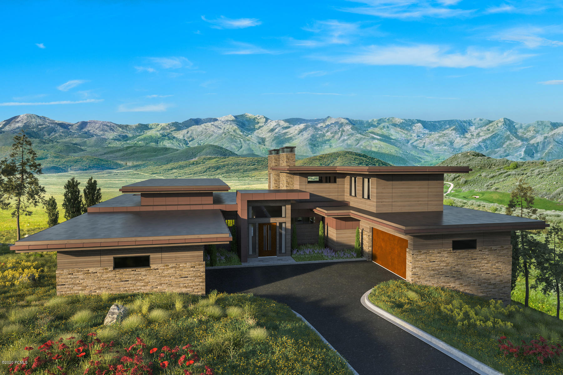 3718 Wapiti Canyon Road, Park City, Utah 84098, 4 Bedrooms Bedrooms, ,7 BathroomsBathrooms,Single Family,For Sale,Wapiti Canyon,12000483