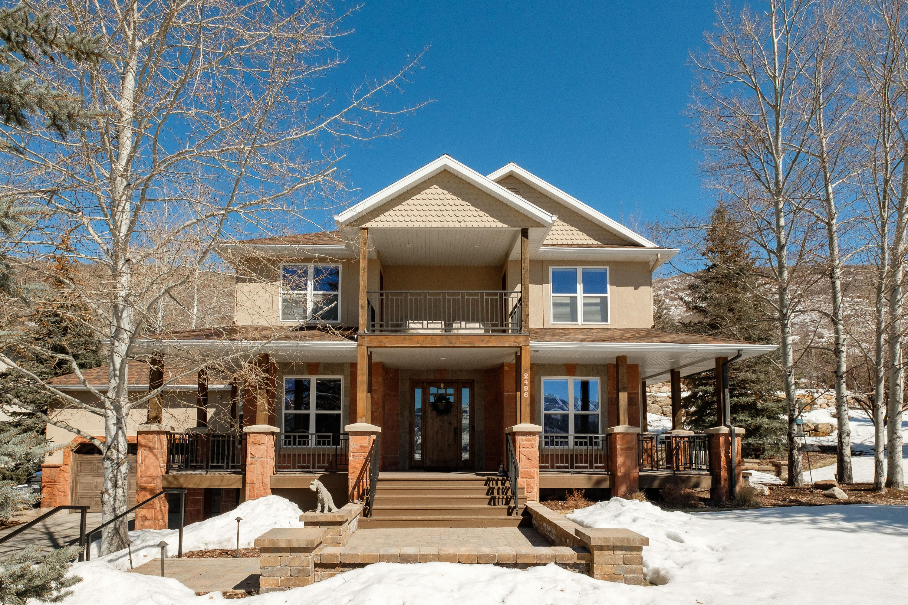 2496 Daybreaker Drive, Park City, Utah 84098, 5 Bedrooms Bedrooms, ,4 BathroomsBathrooms,Single Family,For Sale,Daybreaker,12000807
