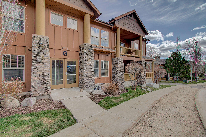 1736 Fox Bay Drive, Heber City, Utah 84032, 2 Bedrooms Bedrooms, ,2 BathroomsBathrooms,Condominium,For Sale,Fox Bay,20190109112430415765000000