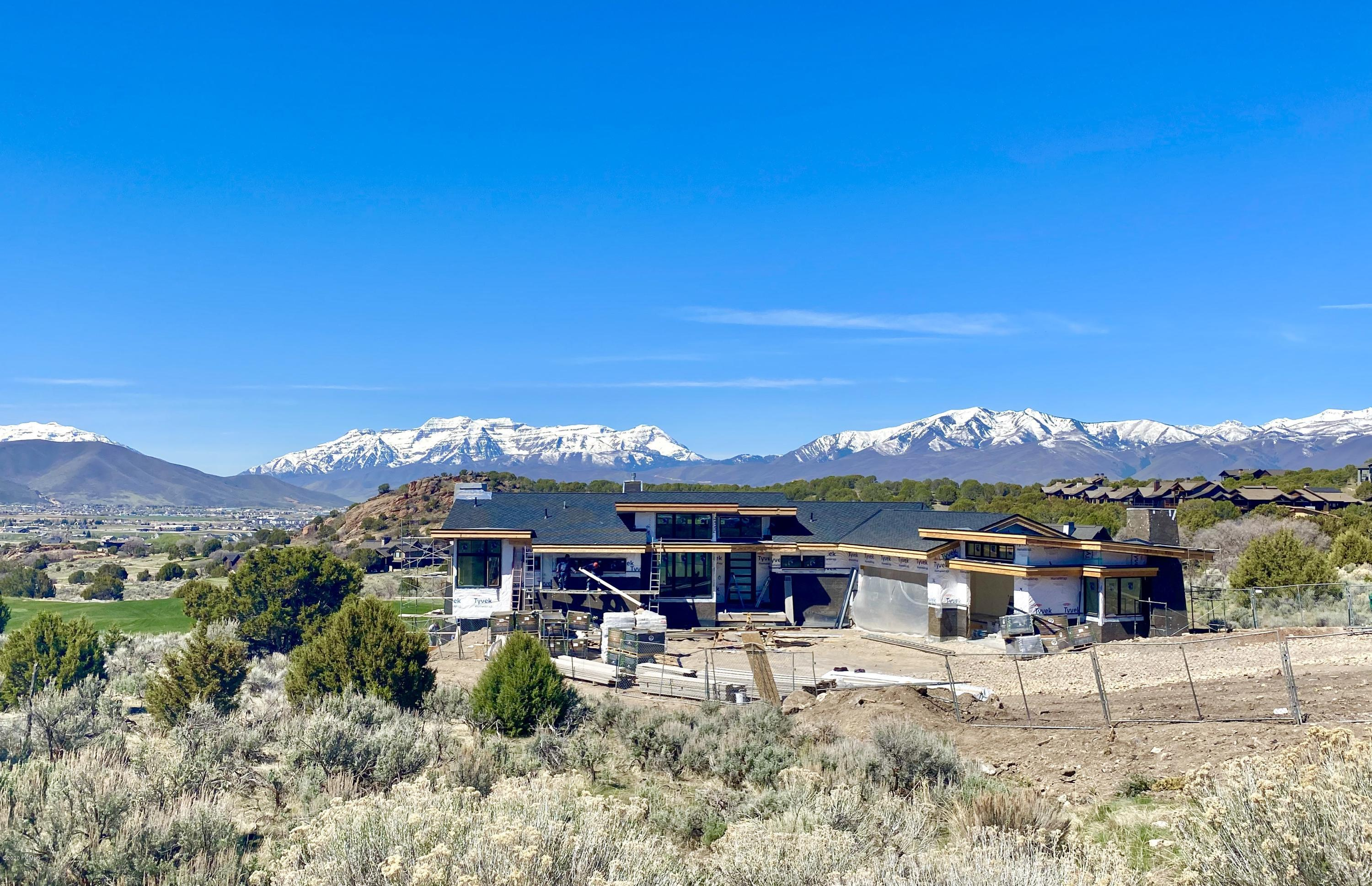 2888 Brown Duck Mtn Cir (Lot 105), Heber City, Utah 84032, 4 Bedrooms Bedrooms, ,6 BathroomsBathrooms,Single Family,For Sale,Brown Duck Mtn Cir (Lot 105),20190109112430415765000000