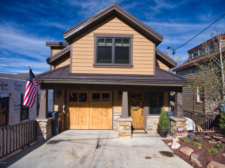 340 Woodside Avenue, Park City, Utah 84060, 3 Bedrooms Bedrooms, ,4 BathroomsBathrooms,Single Family,For Sale,Woodside,12001224