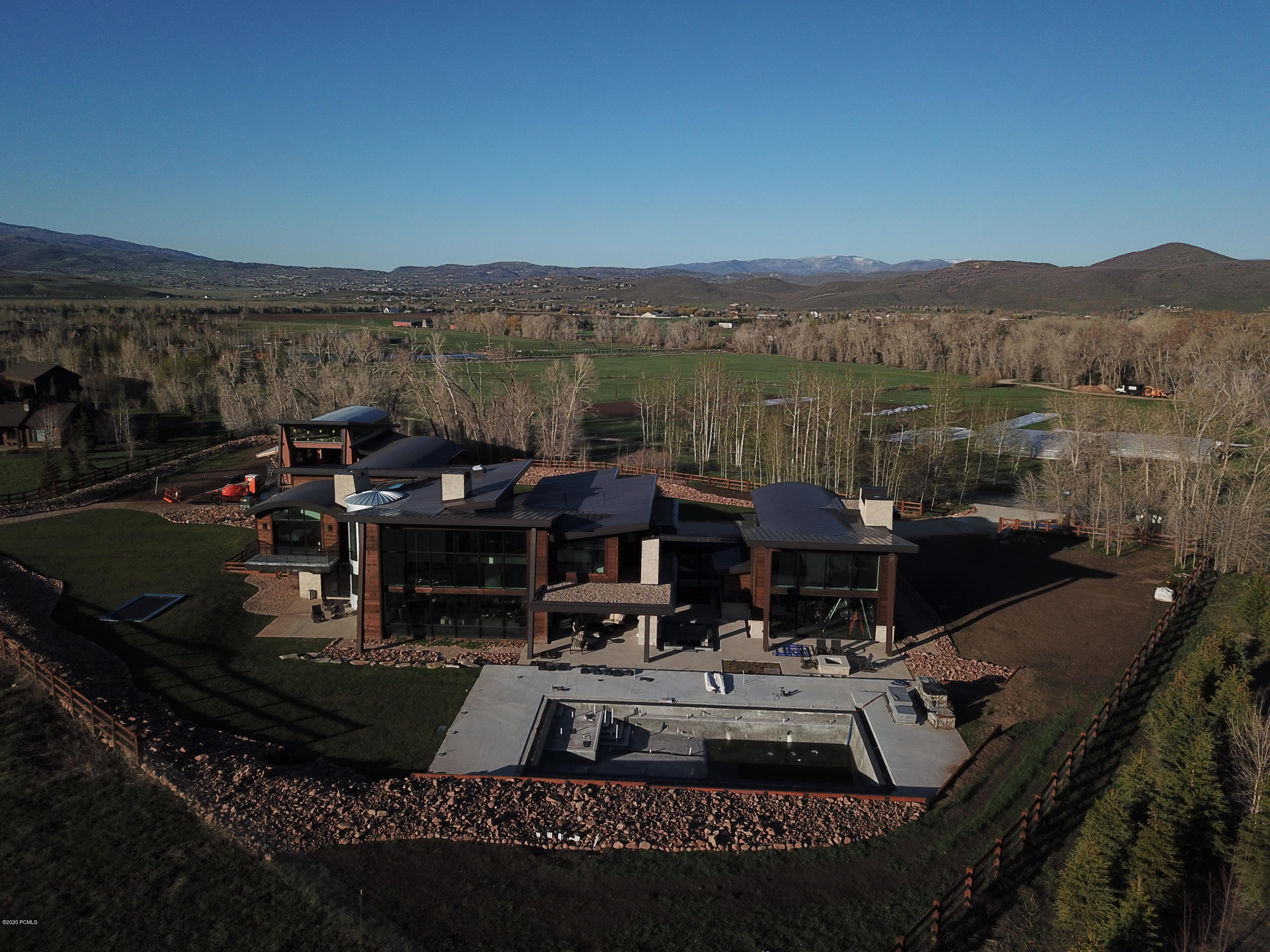 4209 Two Creeks Lane, Park City, Utah 84098, 5 Bedrooms Bedrooms, ,9 BathroomsBathrooms,Single Family,For Sale,Two Creeks,20190109112430415765000000
