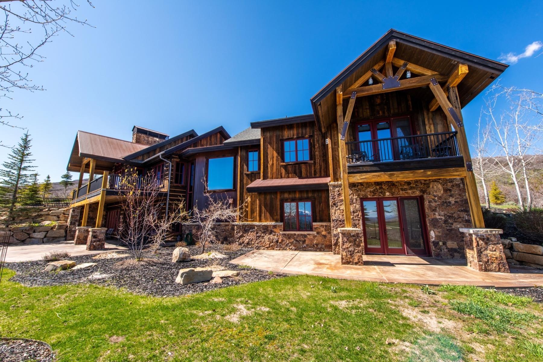 376 West Deer Hill Road, Park City, Utah 84098, 5 Bedrooms Bedrooms, ,8 BathroomsBathrooms,Single Family,For Sale,West Deer Hill,12000726