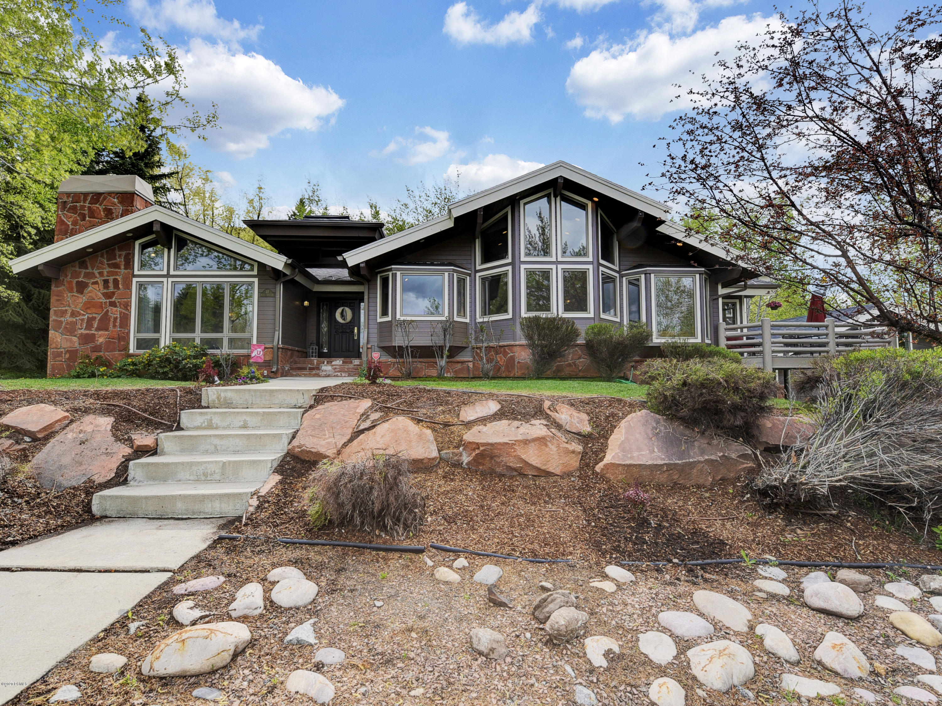 77 Thaynes Canyon Drive, Park City, Utah 84060, 6 Bedrooms Bedrooms, ,7 BathroomsBathrooms,Single Family,For Sale,Thaynes Canyon,20190109112430415765000000