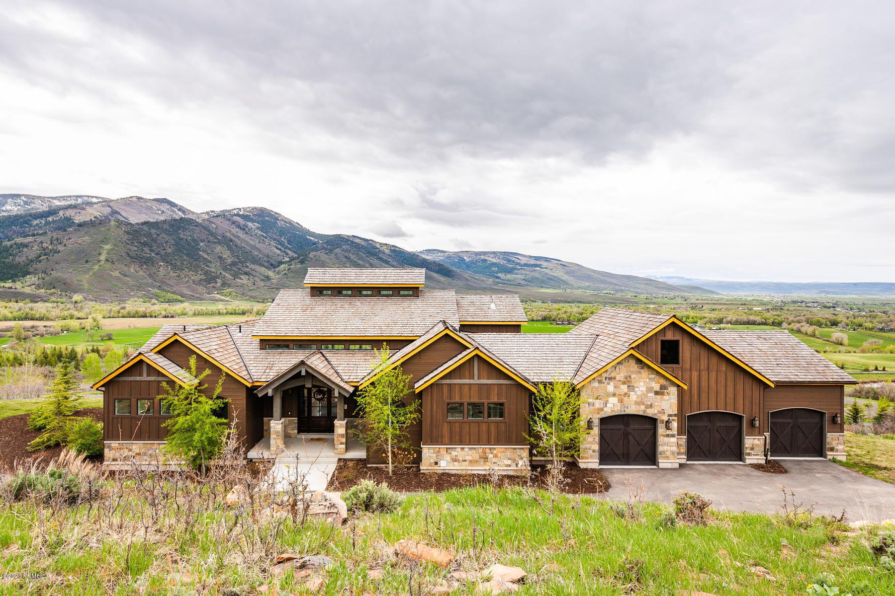 5968 Maple Ridge Trail, Oakley, Utah 84055, 6 Bedrooms Bedrooms, ,7 BathroomsBathrooms,Single Family,For Sale,Maple Ridge,20190109112430415765000000