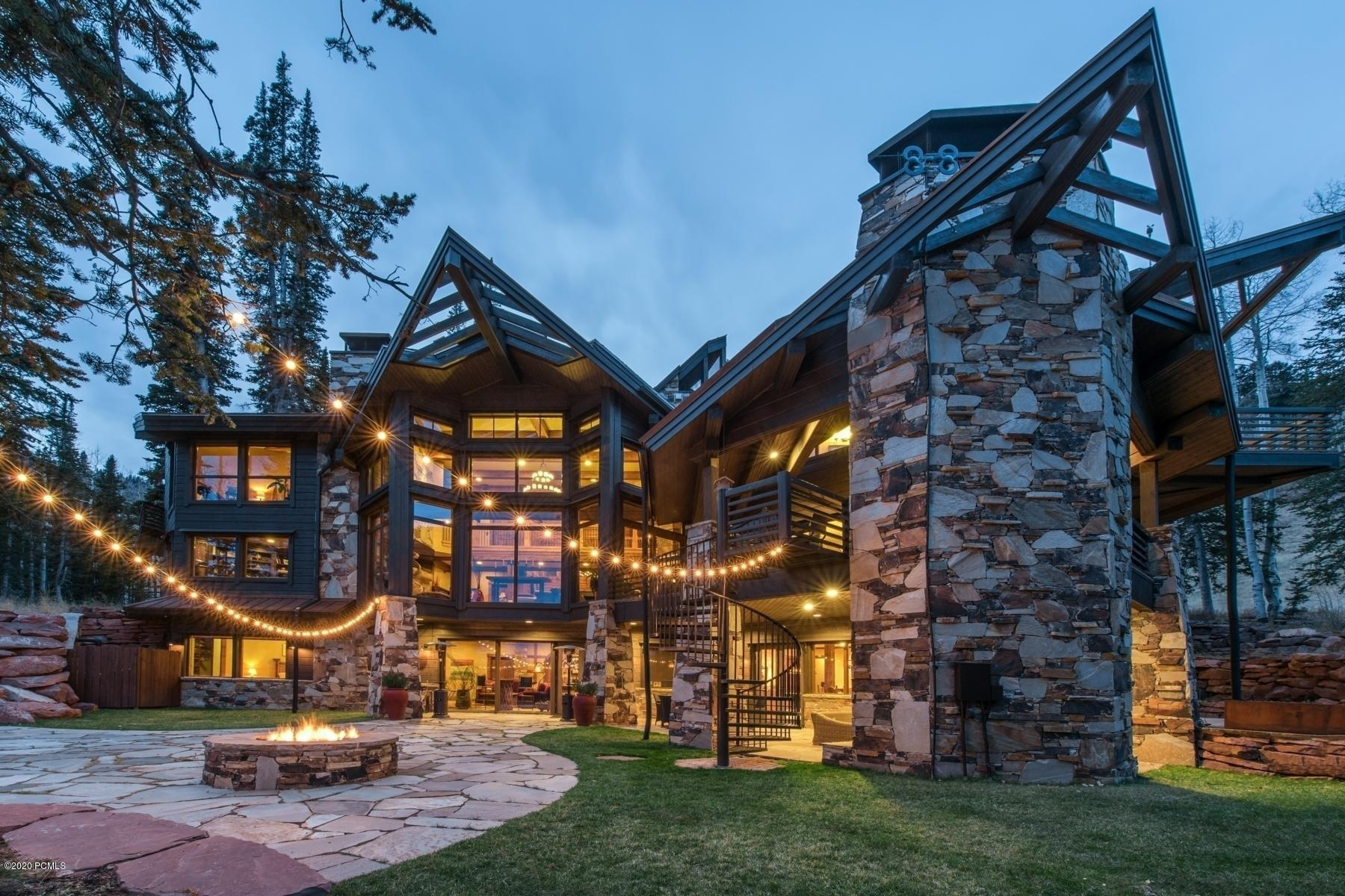 116 White Pine Canyon Road, Park City, Utah 84060, 7 Bedrooms Bedrooms, ,9 BathroomsBathrooms,Single Family,For Sale,White Pine Canyon,20190109112430415765000000