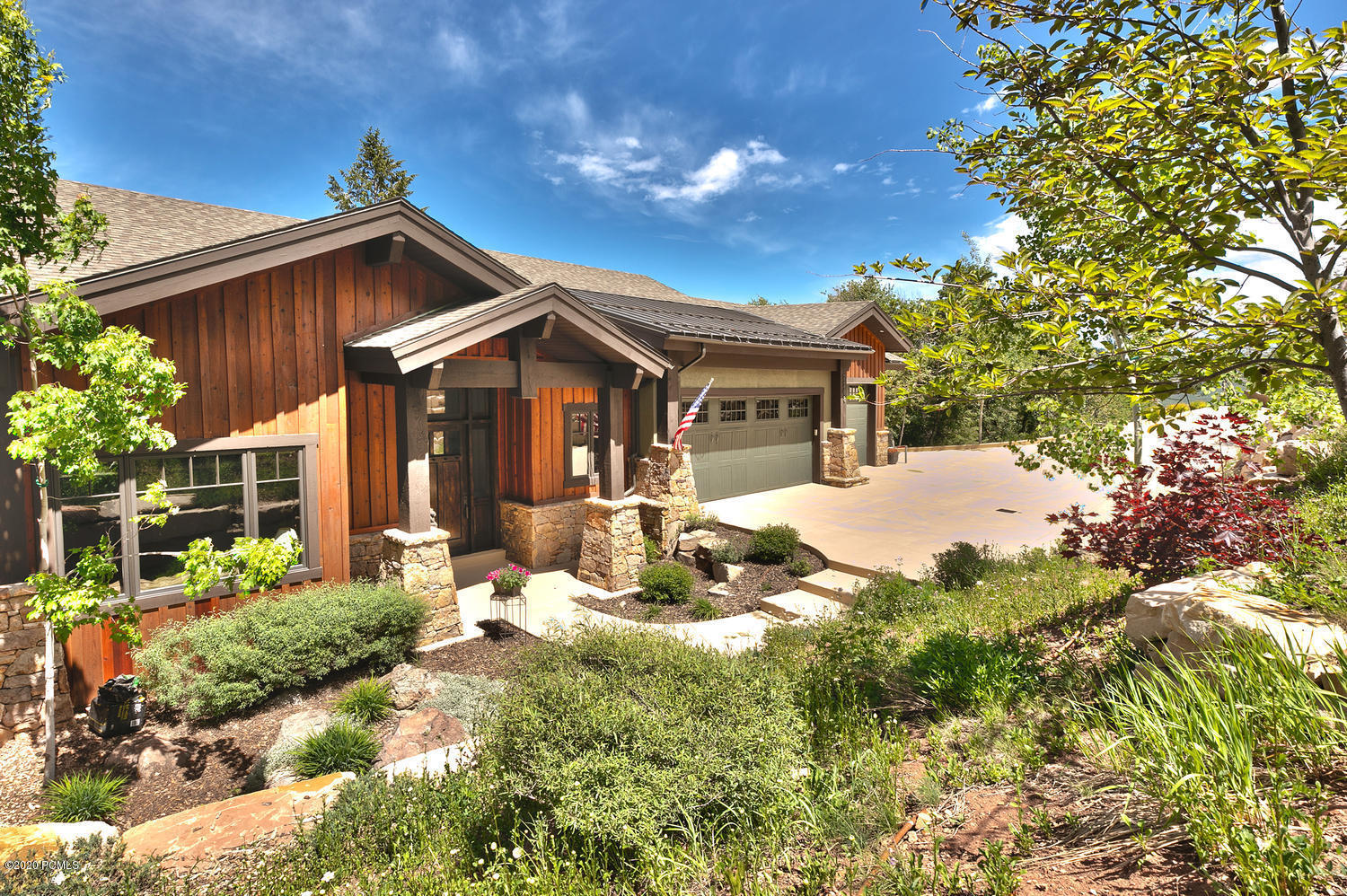 7148 Canyon Drive, Park City, Utah 84098, 4 Bedrooms Bedrooms, ,5 BathroomsBathrooms,Single Family,For Sale,Canyon,20190109112430415765000000