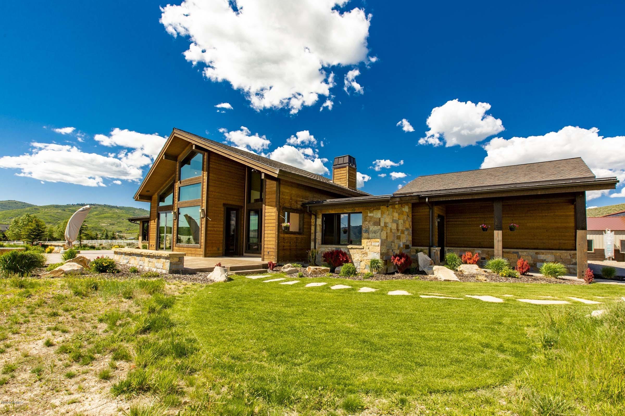 8449 Silver Creek Road, Park City, Utah 84098, 5 Bedrooms Bedrooms, ,5 BathroomsBathrooms,Single Family,For Sale,Silver Creek,20190109112430415765000000