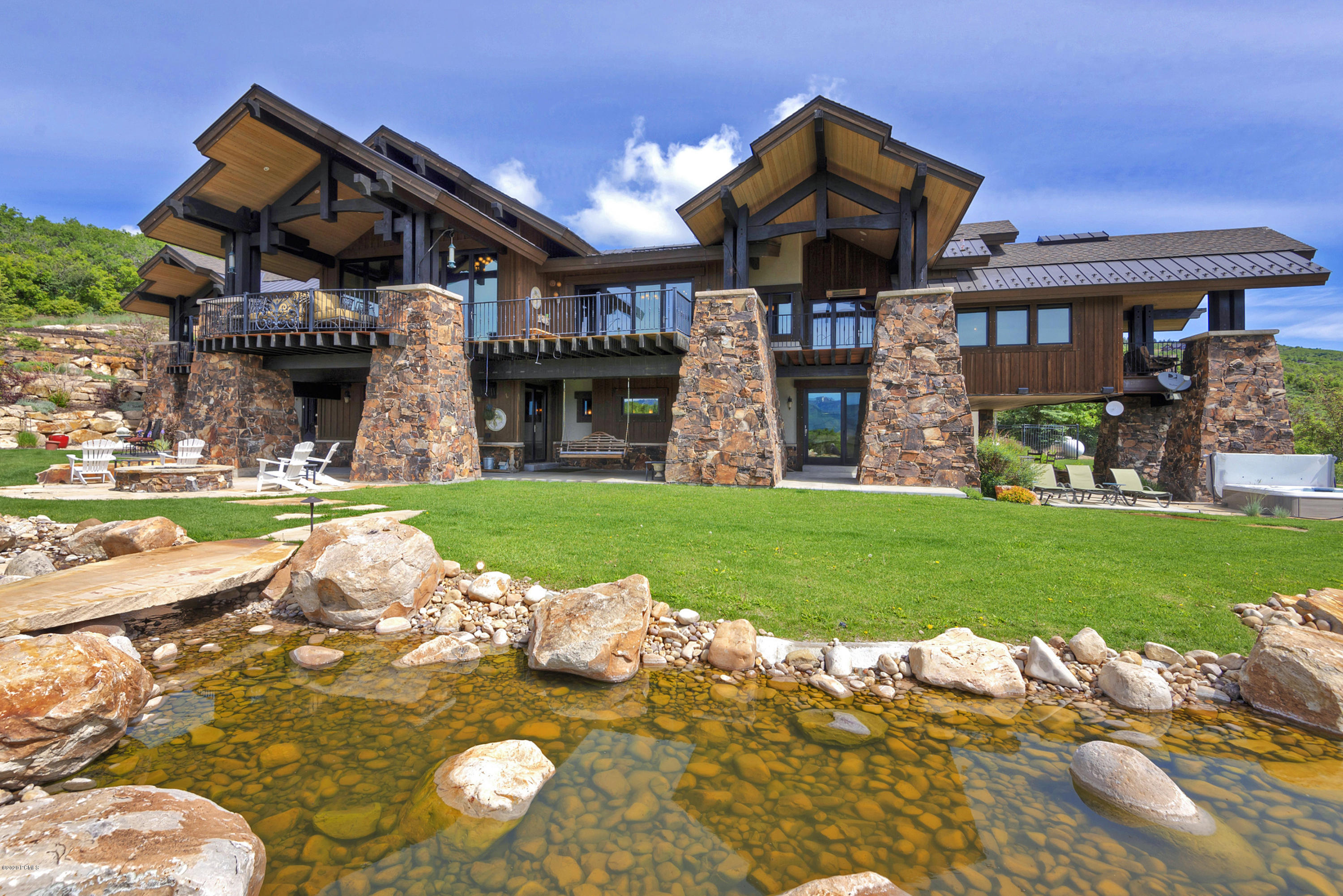 9356 Red Hawk Trail Trail, Park City, Utah 84098, 4 Bedrooms Bedrooms, ,8 BathroomsBathrooms,Single Family,For Sale,Red Hawk Trail,20190109112430415765000000