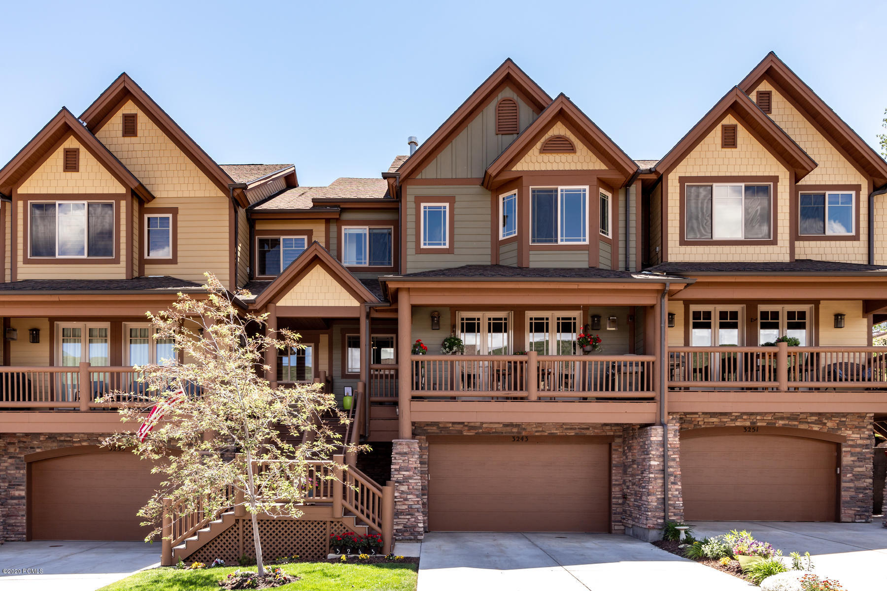 3243 Lower Saddleback Road, Park City, Utah 84098, 3 Bedrooms Bedrooms, ,4 BathroomsBathrooms,Condominium,For Sale,Lower Saddleback,20190109112430415765000000