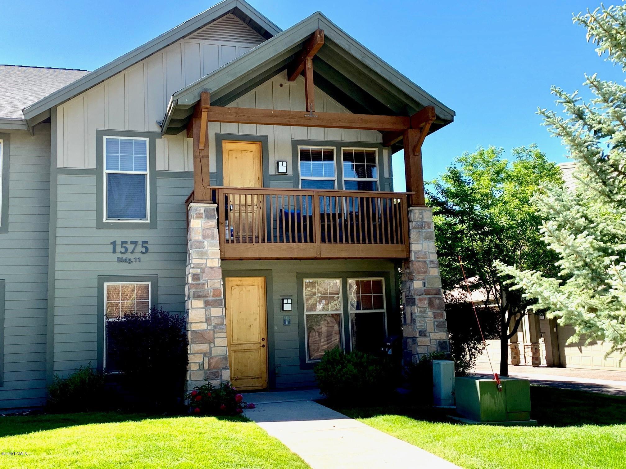 1575 Fox Hollow Lane, Park City, Utah 84098, 3 Bedrooms Bedrooms, ,2 BathroomsBathrooms,Condominium,For Sale,Fox Hollow,20190109112430415765000000