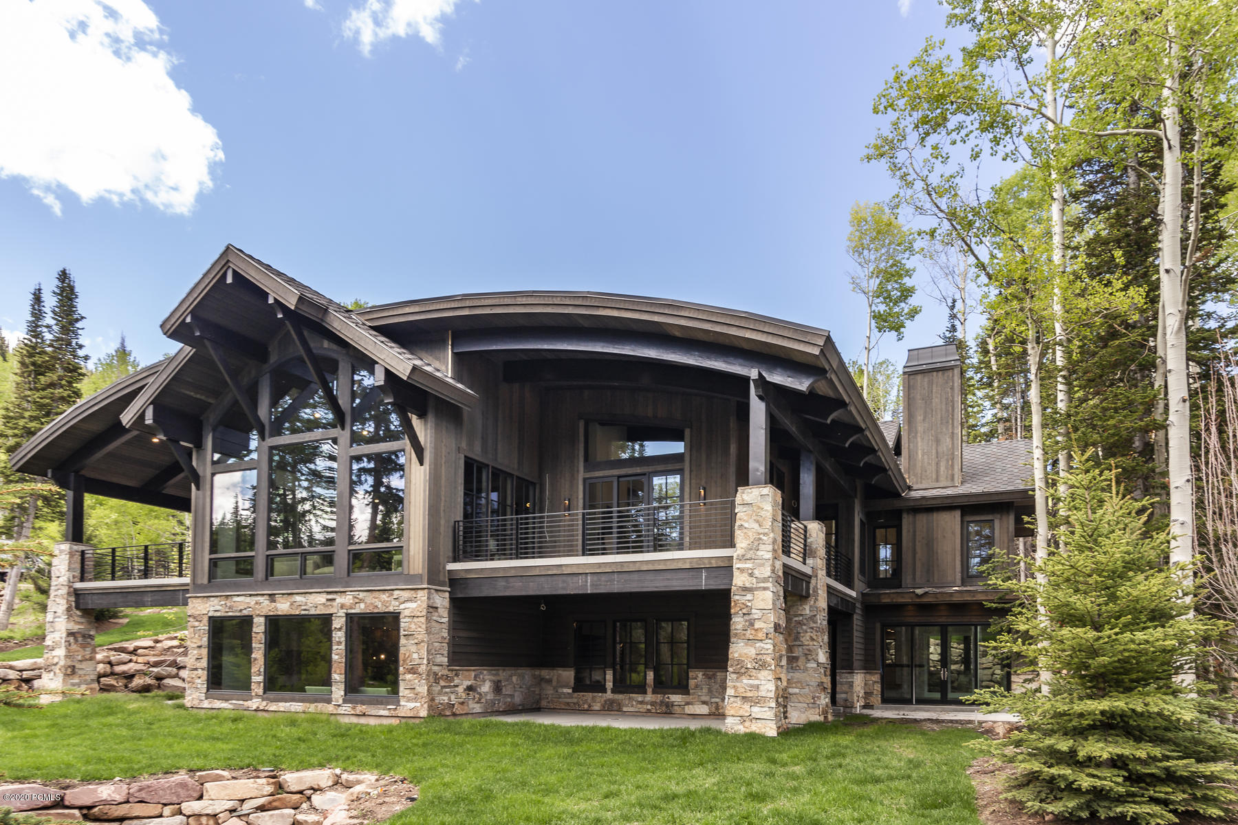 188 White Pine Canyon Road, Park City, Utah 84060, 7 Bedrooms Bedrooms, ,10 BathroomsBathrooms,Single Family,For Sale,White Pine Canyon,20190109112430415765000000