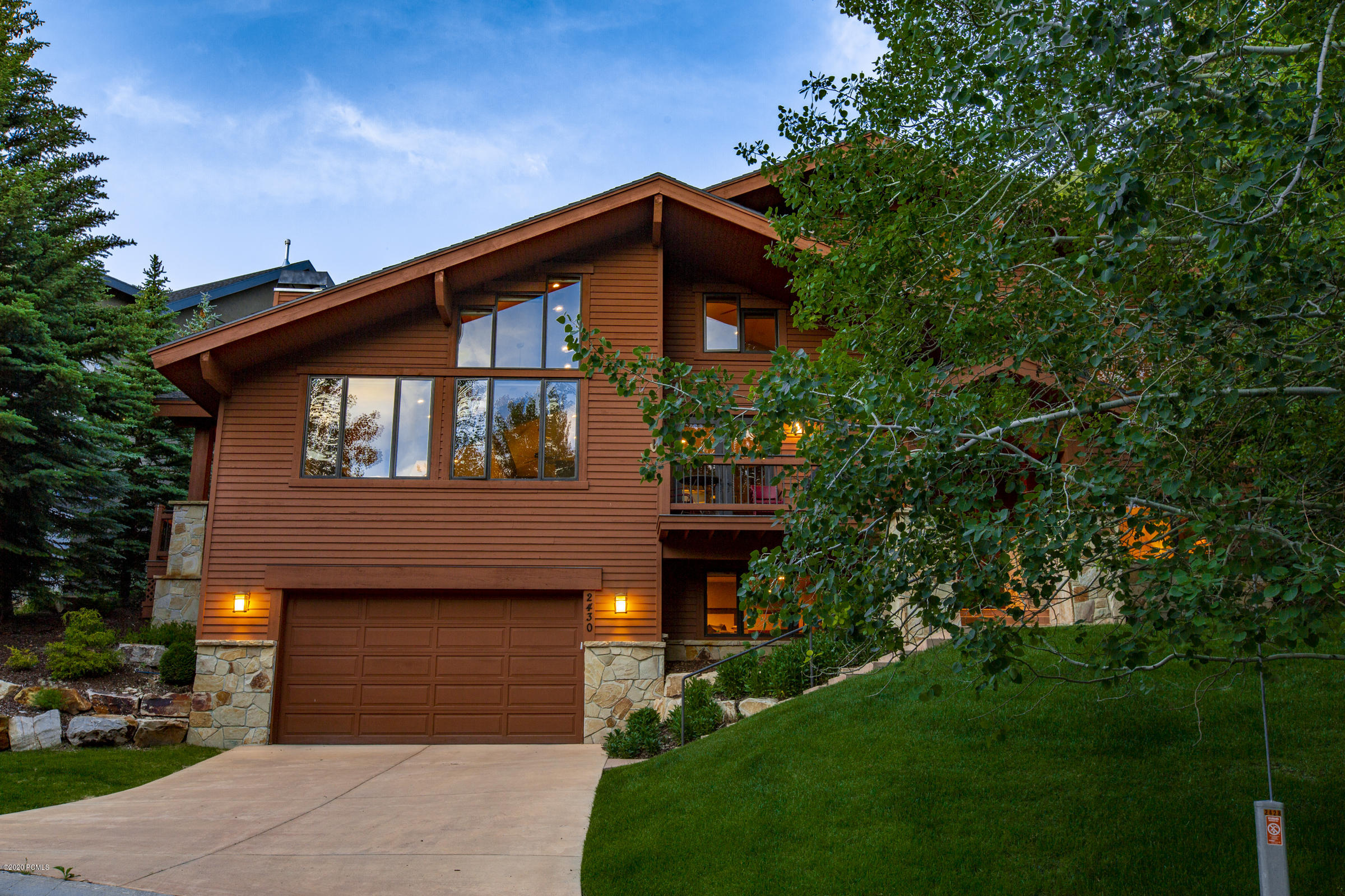 2430 Nanson Court, Park City, Utah 84060, 4 Bedrooms Bedrooms, ,5 BathroomsBathrooms,Single Family,For Sale,Nanson,20190109112430415765000000