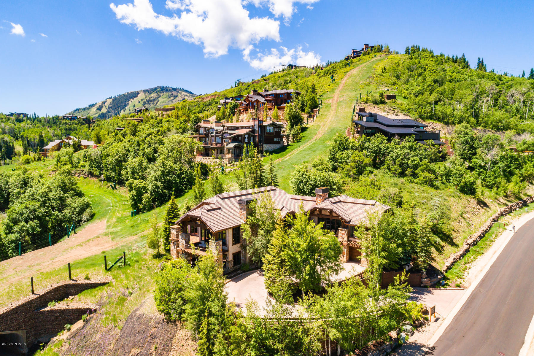3313 Deer Crest Estates Drive, Park City, Utah 84060, 5 Bedrooms Bedrooms, ,6 BathroomsBathrooms,Single Family,For Sale,Deer Crest Estates,20190109112430415765000000