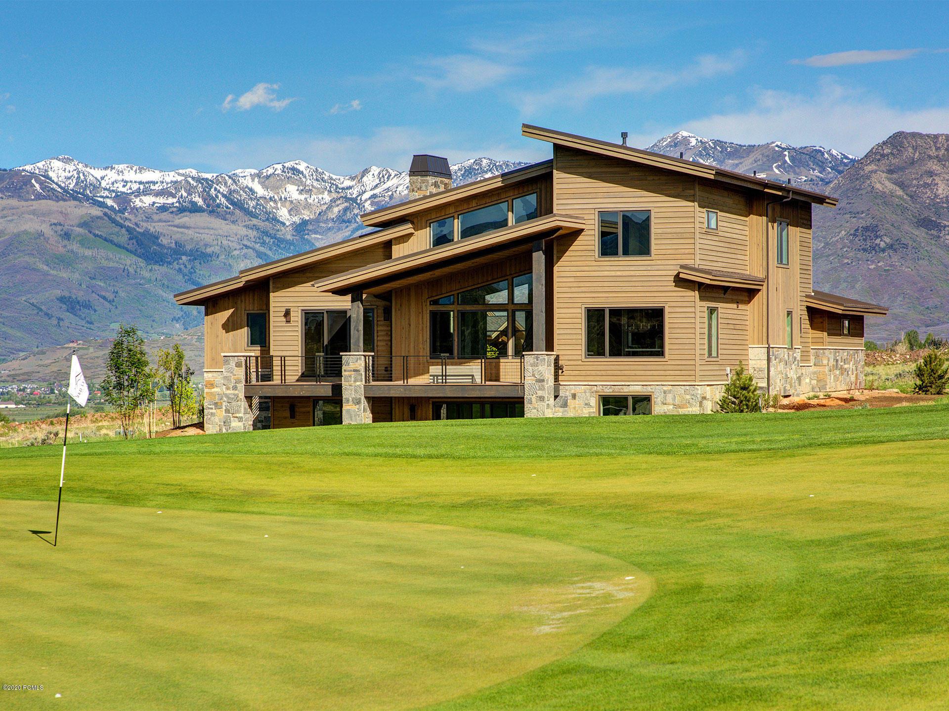 674 Haystack Mountain Drive, Heber City, Utah 84032, 6 Bedrooms Bedrooms, ,6 BathroomsBathrooms,Single Family,For Sale,Haystack Mountain,12002838