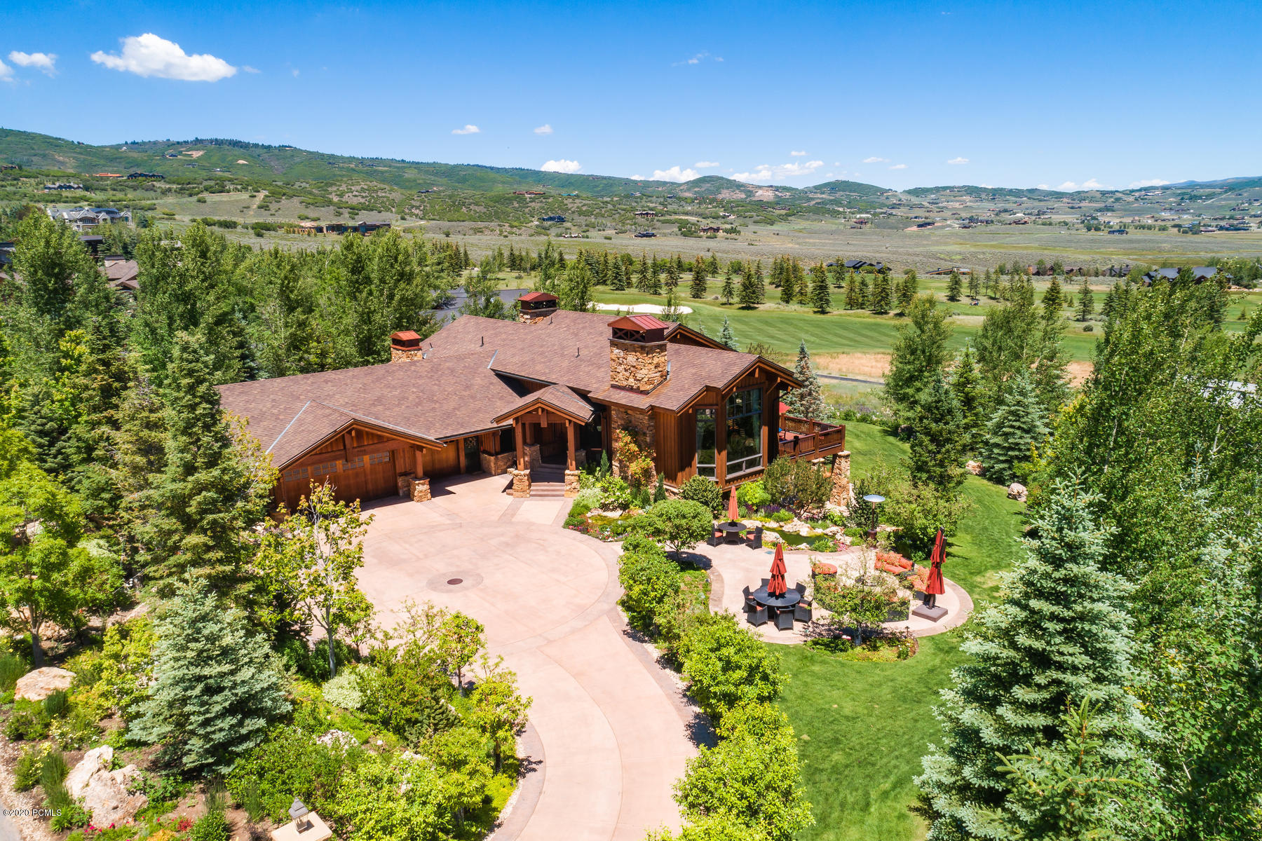7662 Glenwild Drive, Park City, Utah 84098, 5 Bedrooms Bedrooms, ,6 BathroomsBathrooms,Single Family,For Sale,Glenwild,20190109112430415765000000