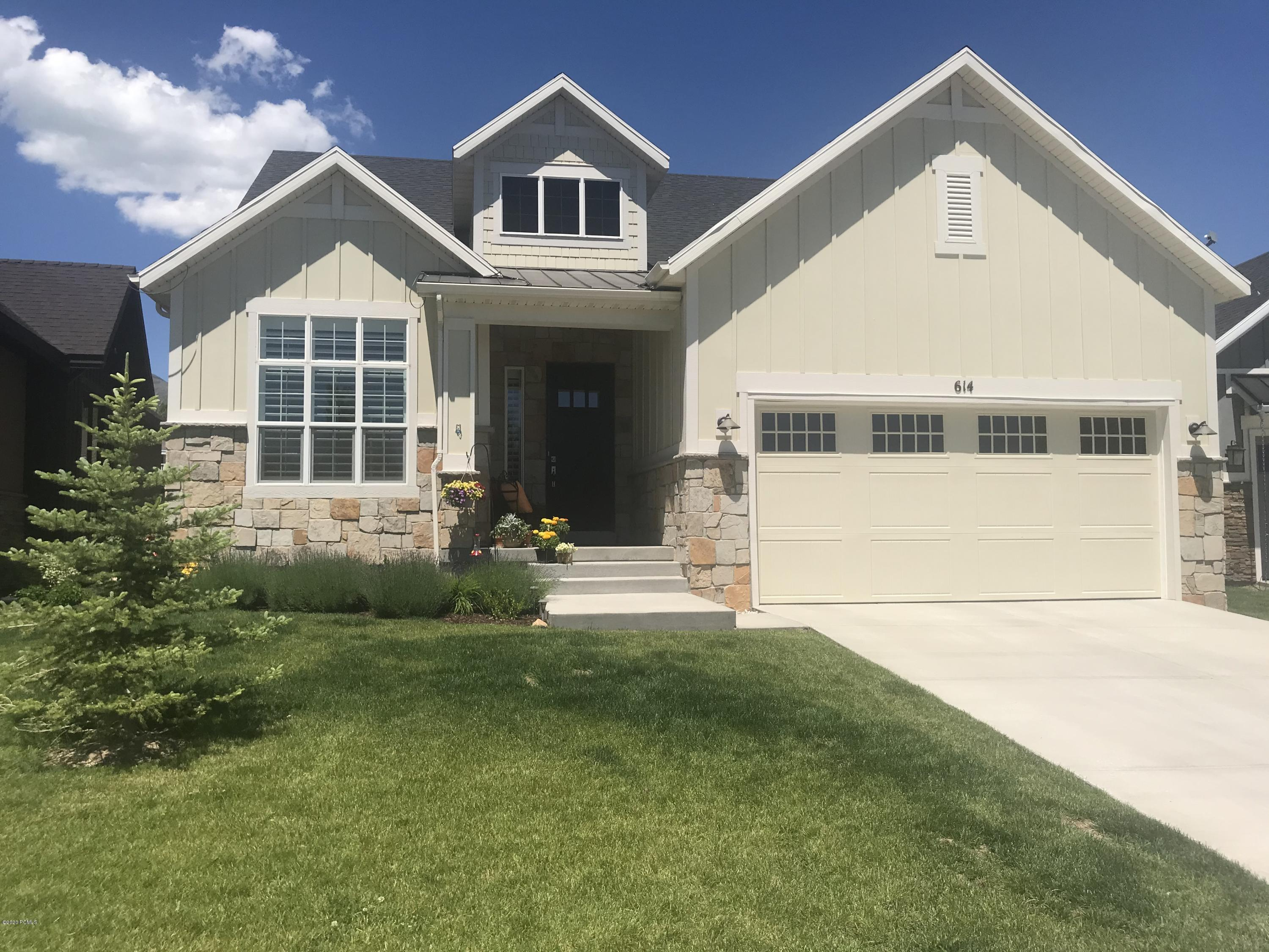 614 St Andrews Drive, Midway, Utah 84049, 3 Bedrooms Bedrooms, ,3 BathroomsBathrooms,Single Family,For Sale,St Andrews,12002215