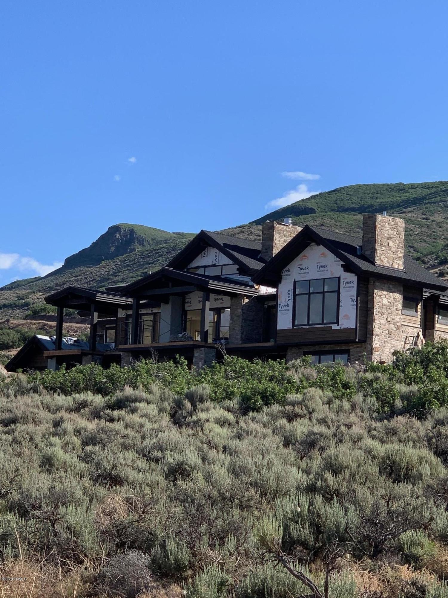 1689 Chimney Rock Rd (Lot 527), Heber City, Utah 84032, 5 Bedrooms Bedrooms, ,6 BathroomsBathrooms,Single Family,For Sale,Chimney Rock Rd (Lot 527),20190109112430415765000000