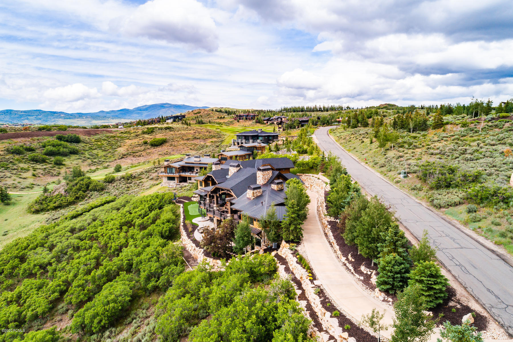 8435 Ranch Garden Road, Park City, Utah 84098, 6 Bedrooms Bedrooms, ,8 BathroomsBathrooms,Single Family,For Sale,Ranch Garden,20190109112430415765000000