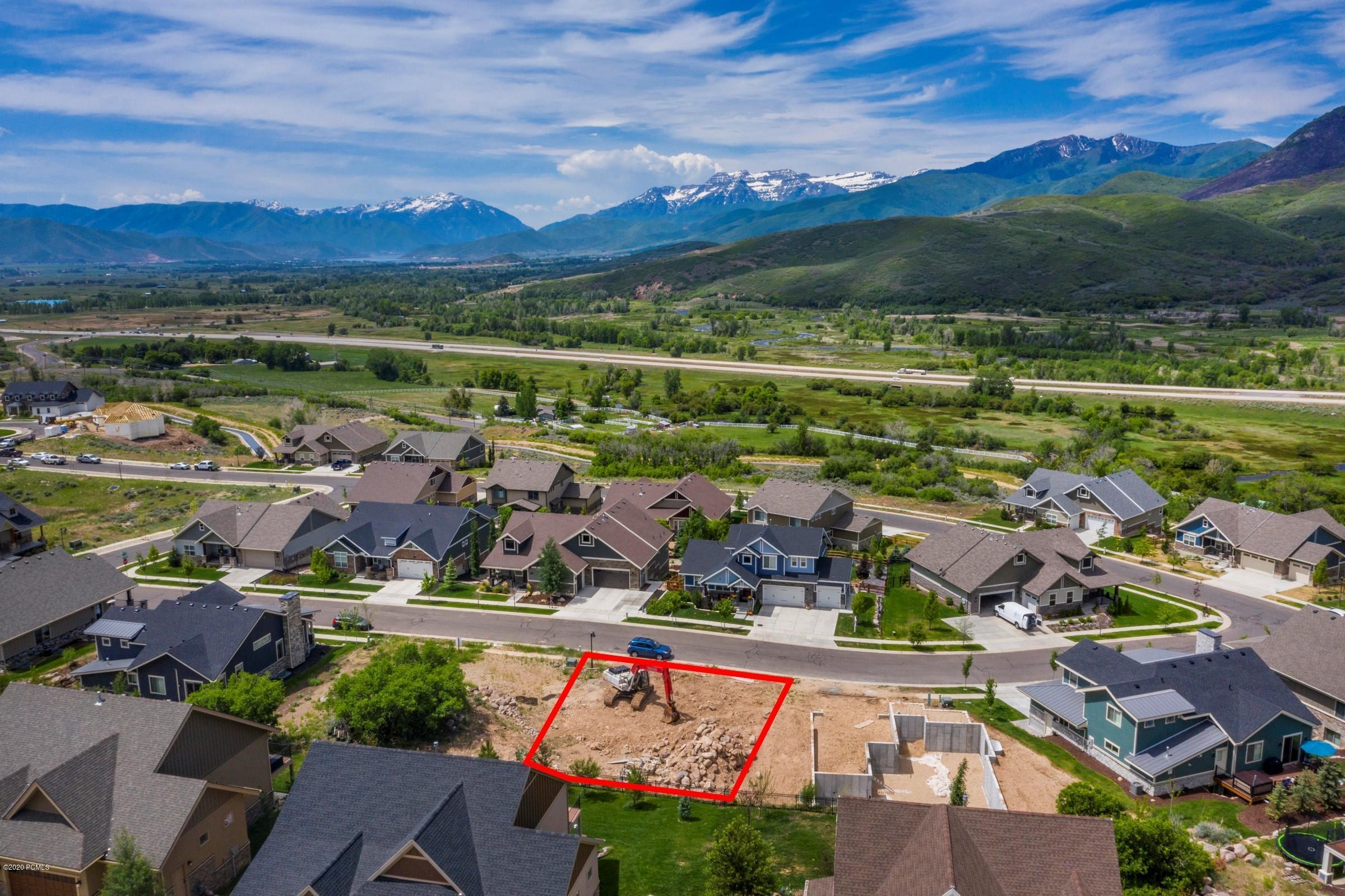 584 Knollwood Drive, Heber City, Utah 84032, ,Land,For Sale,Knollwood,20190109112430415765000000