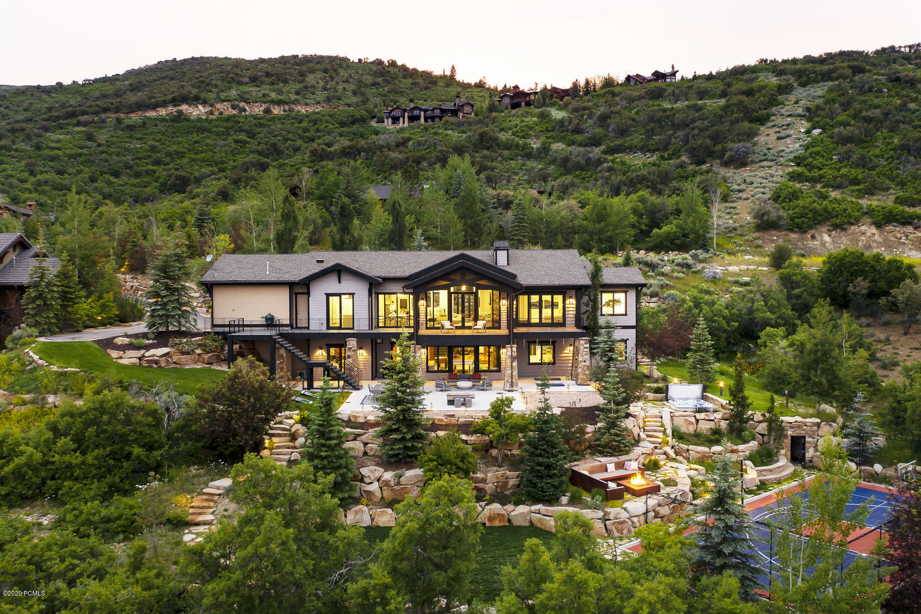 4845 Bear View Drive, Park City, Utah 84098, 5 Bedrooms Bedrooms, ,7 BathroomsBathrooms,Single Family,For Sale,Bear View,12000085