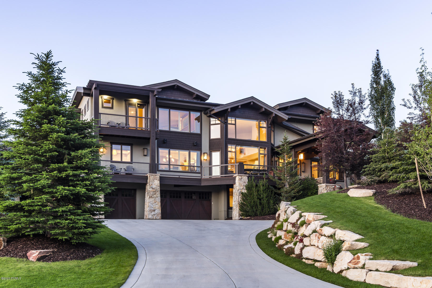 7340 Pine Ridge Dr Drive, Park City, Utah 84098, 5 Bedrooms Bedrooms, ,7 BathroomsBathrooms,Single Family,For Sale,Pine Ridge Dr,20190109112430415765000000