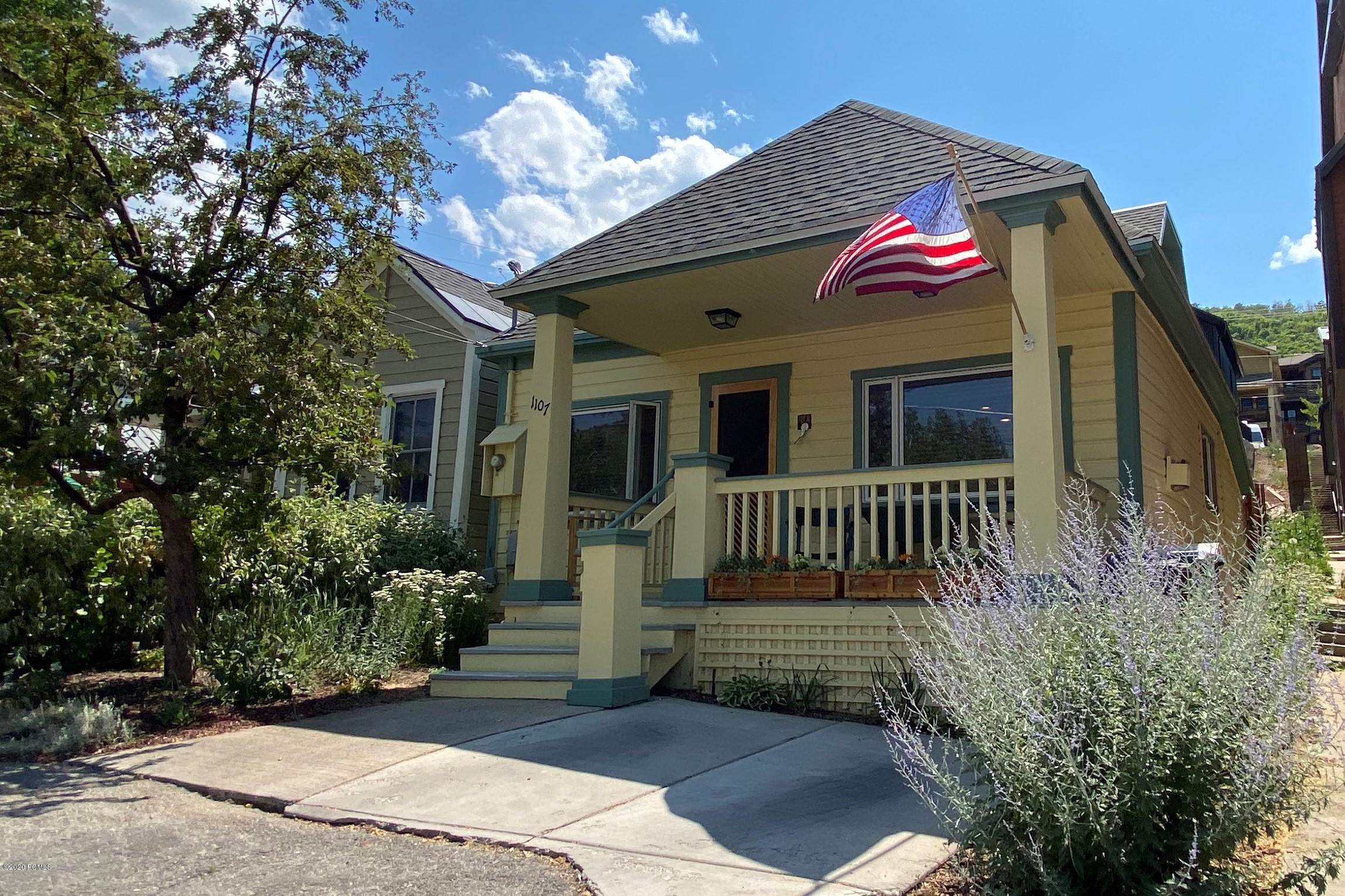 1107 Woodside Avenue, Park City, Utah 84060, 3 Bedrooms Bedrooms, ,2 BathroomsBathrooms,Single Family,For Sale,Woodside,12002583