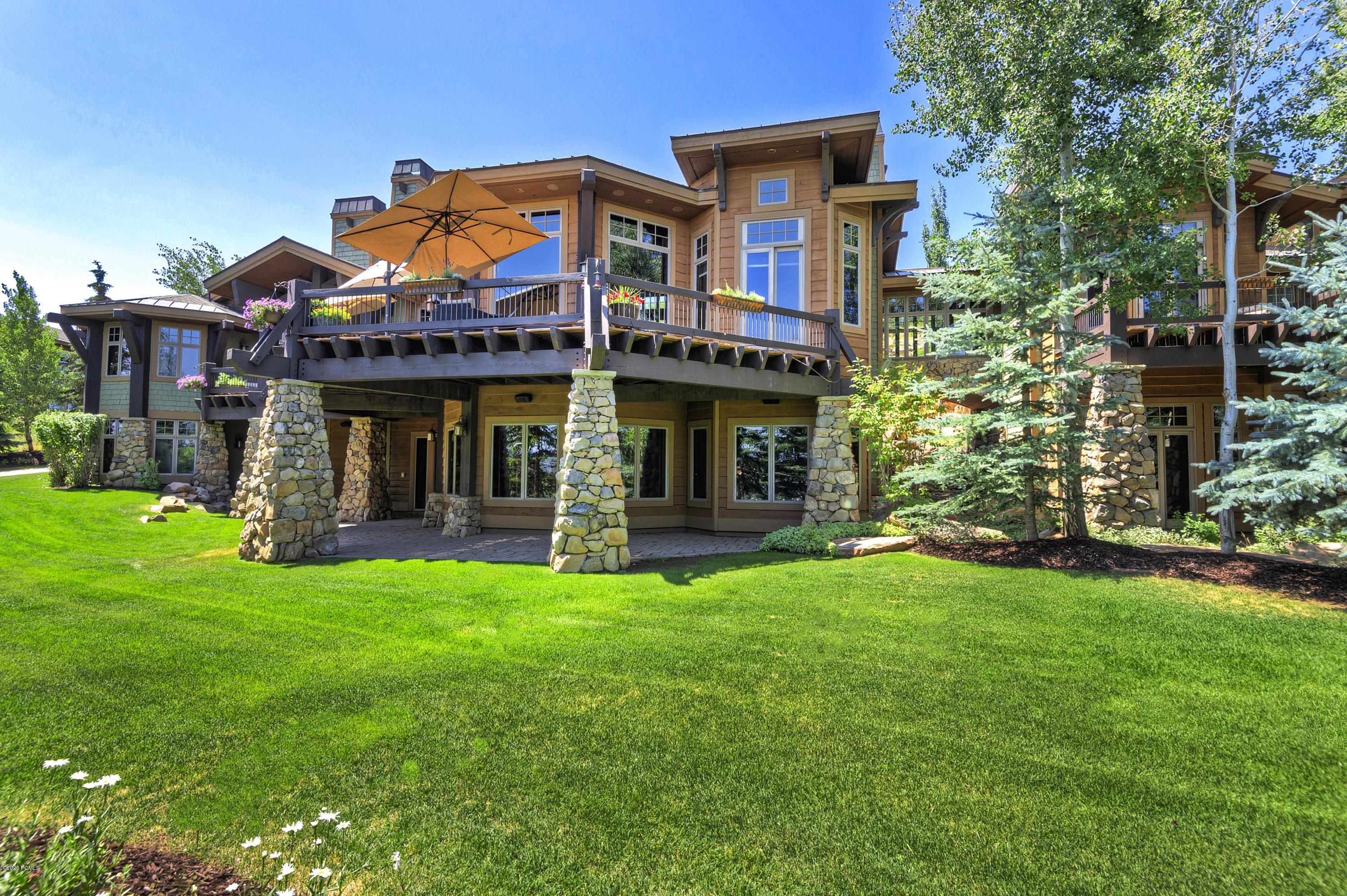 7145 Glenwild Drive, Park City, Utah 84098, 7 Bedrooms Bedrooms, ,9 BathroomsBathrooms,Single Family,For Sale,Glenwild,12003289