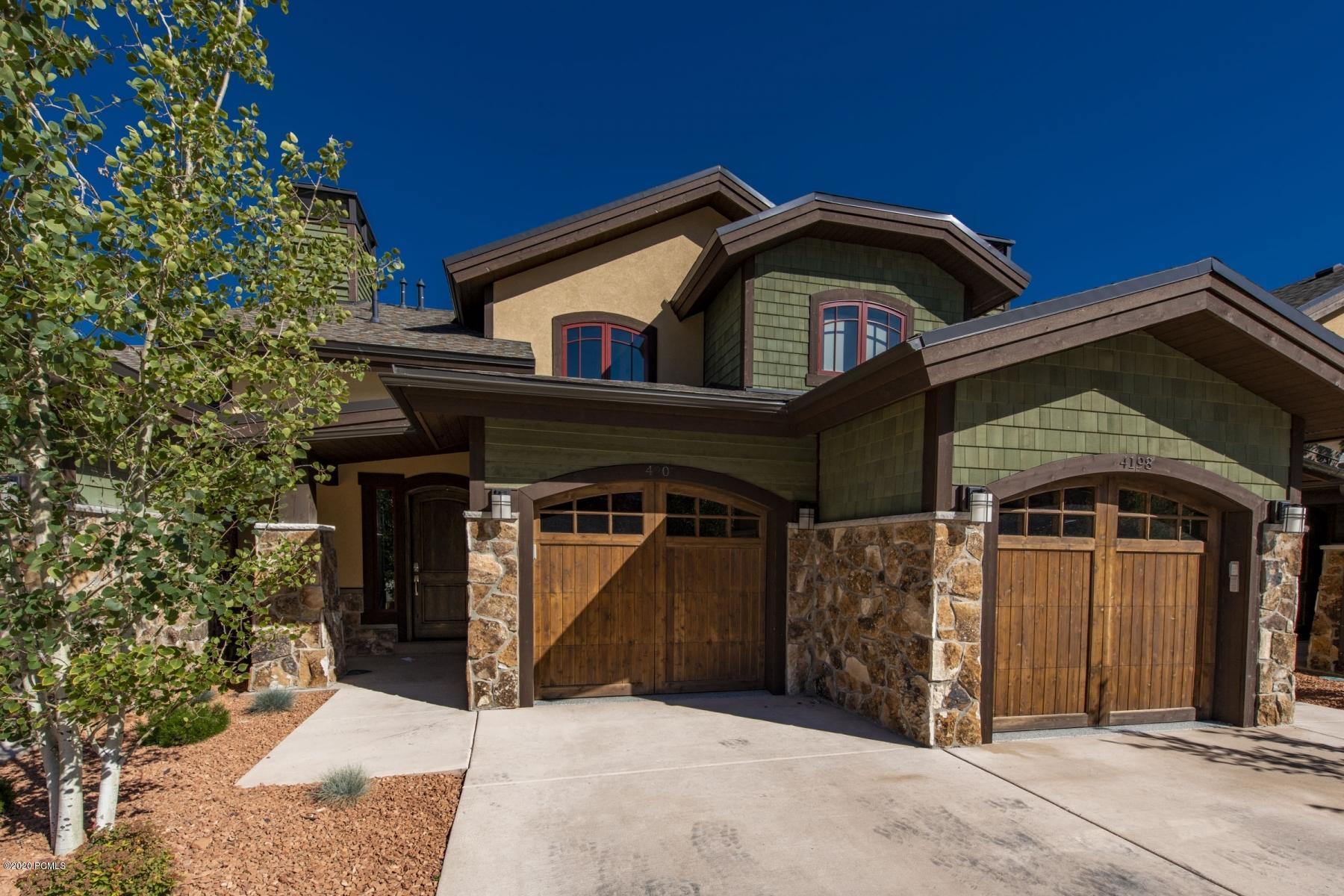4164 Fairway Lane, Park City, Utah 84098, 3 Bedrooms Bedrooms, ,3 BathroomsBathrooms,Condominium,For Sale,Fairway,11907782