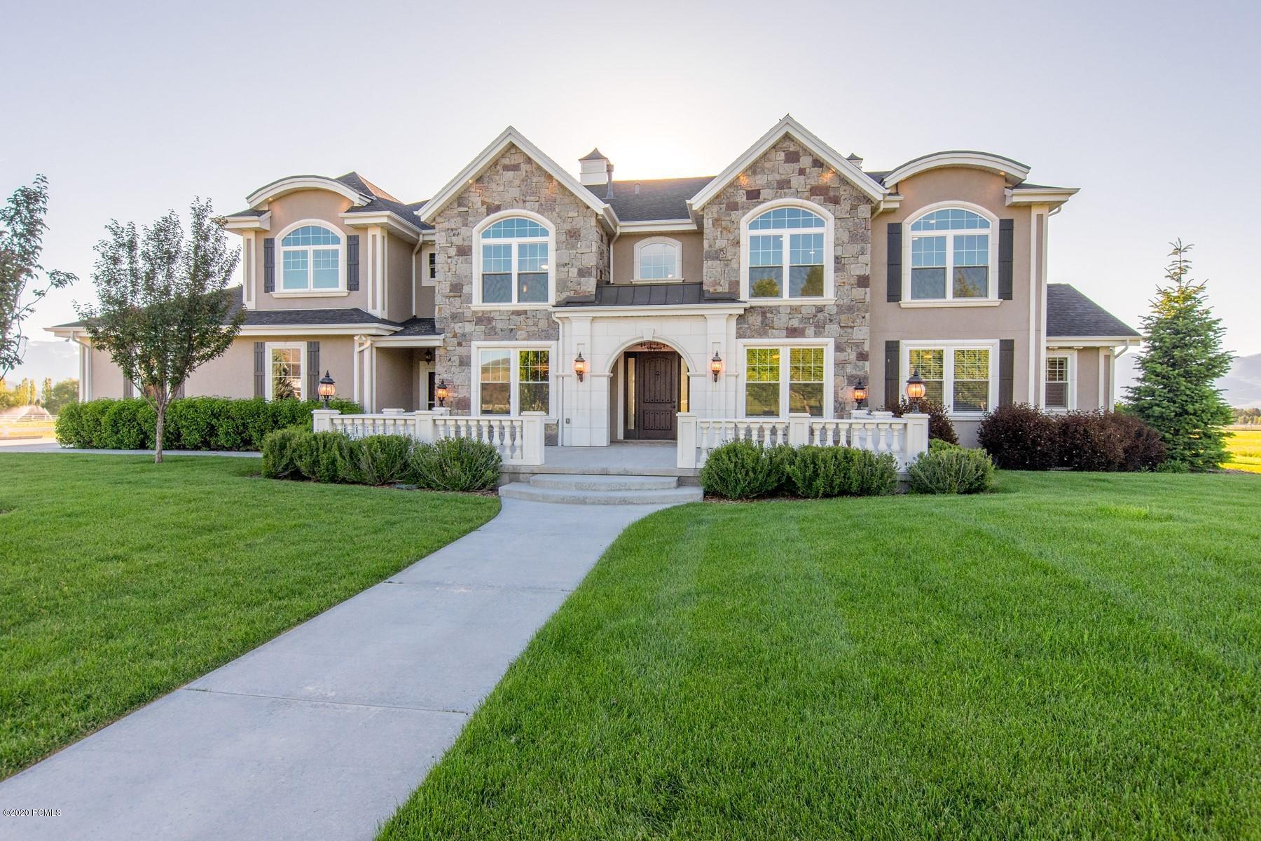1911 Creekside Drive, Heber City, Utah 84032, 4 Bedrooms Bedrooms, ,5 BathroomsBathrooms,Single Family,For Sale,Creekside,12002677
