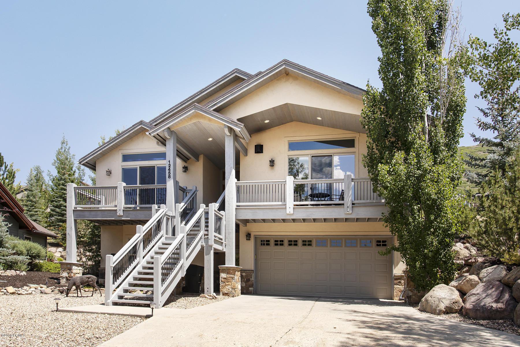 12458 Ross Creek Drive, Kamas, Utah 84036, 4 Bedrooms Bedrooms, ,3 BathroomsBathrooms,Single Family,For Sale,Ross Creek,12002785