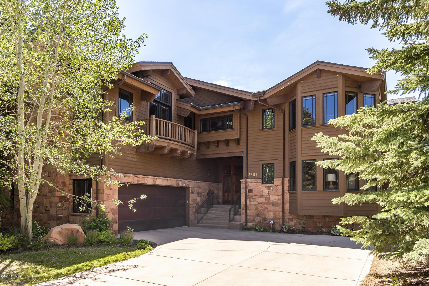 7858 Aster Lane, Park City, Utah 84060, 5 Bedrooms Bedrooms, ,7 BathroomsBathrooms,Single Family,For Sale,Aster,12002811