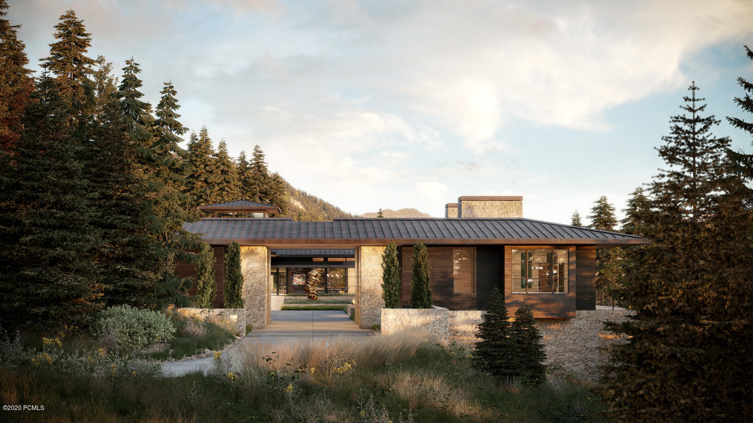 253 White Pine Canyon Road, Park City, Utah 84060, 7 Bedrooms Bedrooms, ,10 BathroomsBathrooms,Single Family,For Sale,White Pine Canyon,12002839