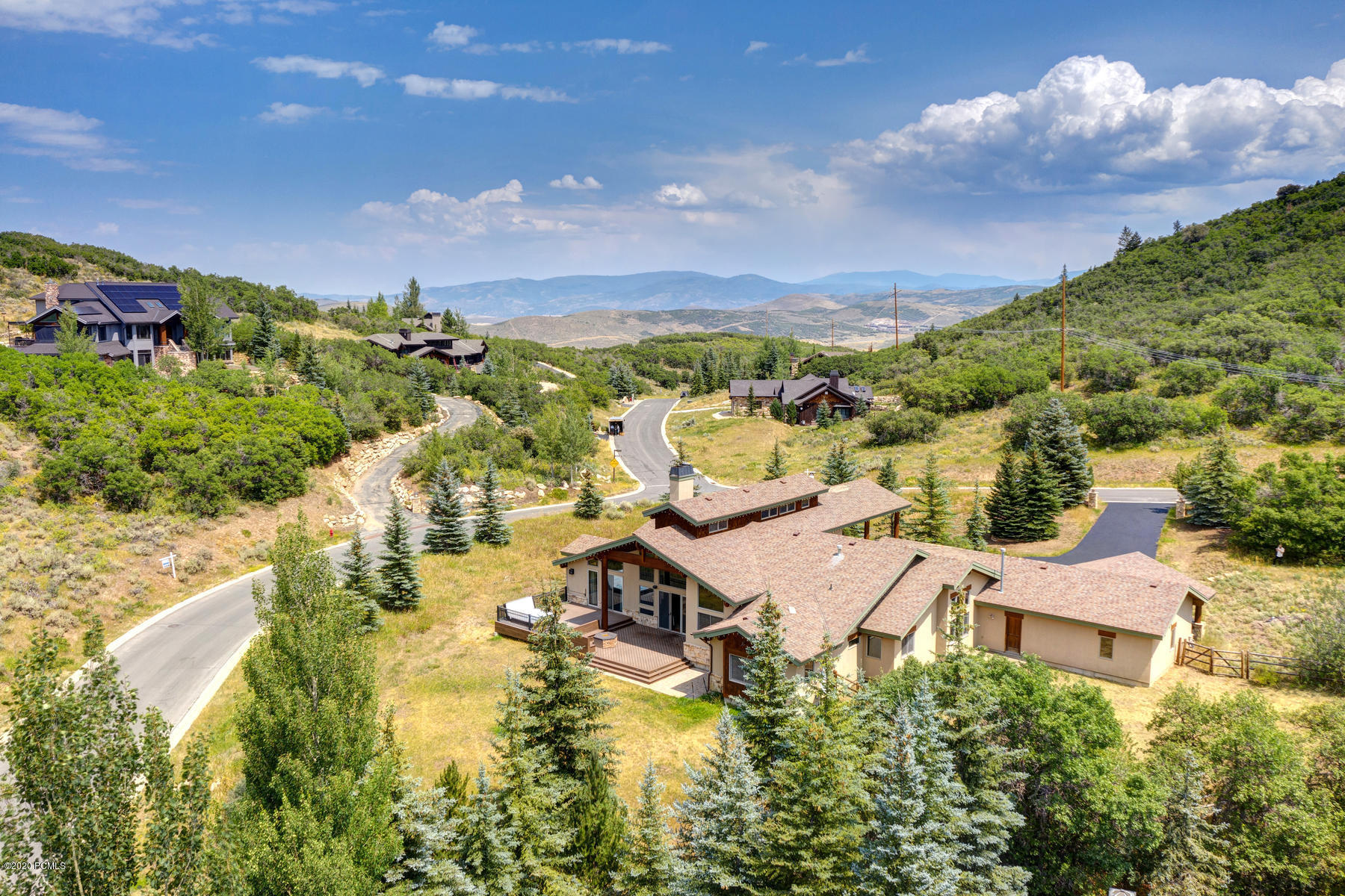 3738 Solamere Drive, Park City, Utah 84060, 5 Bedrooms Bedrooms, ,4 BathroomsBathrooms,Single Family,For Sale,Solamere,12002851