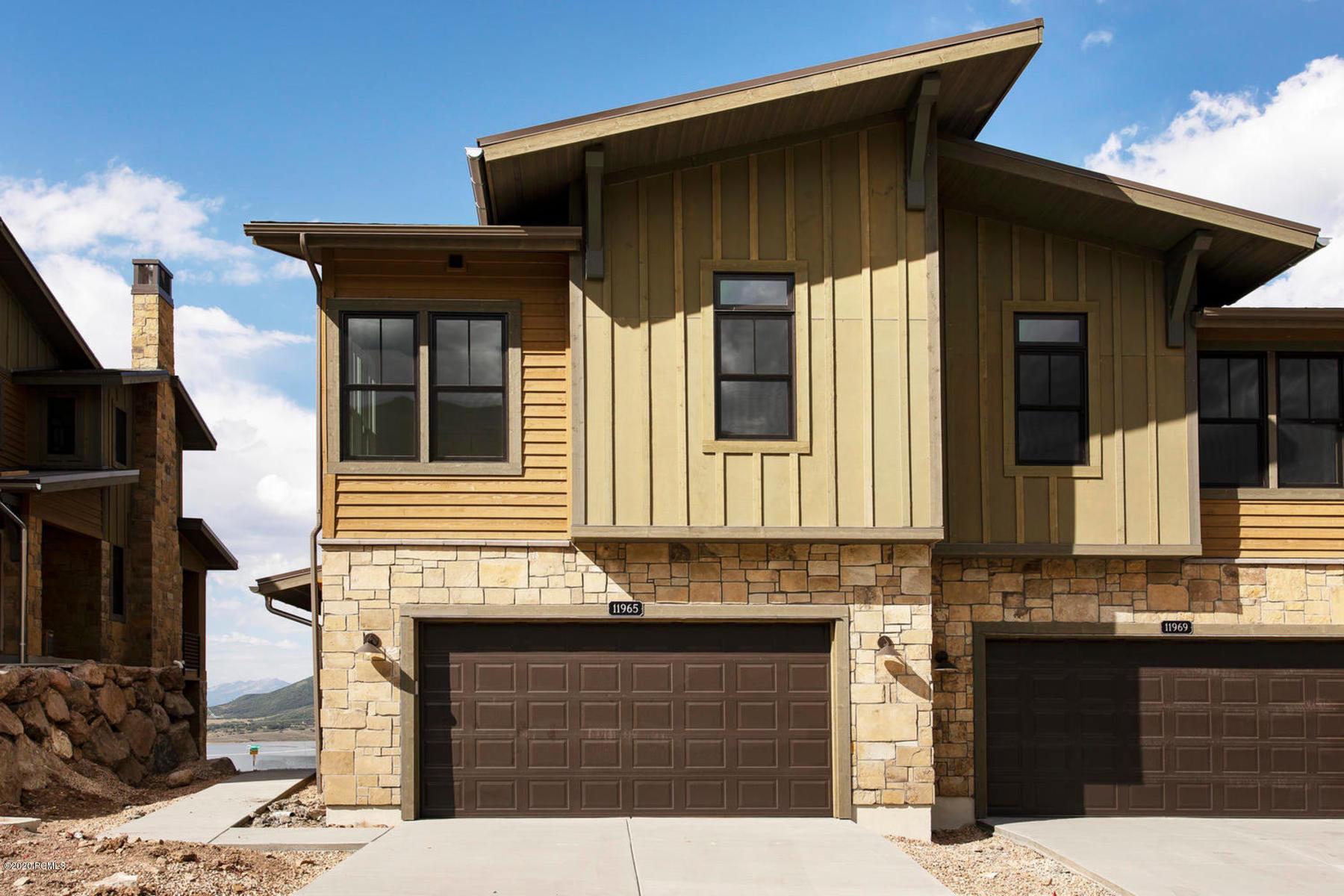 11925 Shoreline Dr, Lot 9, Hideout, Utah 84036, 3 Bedrooms Bedrooms, ,3 BathroomsBathrooms,Condominium,For Sale,Shoreline Dr, Lot 9,12001816