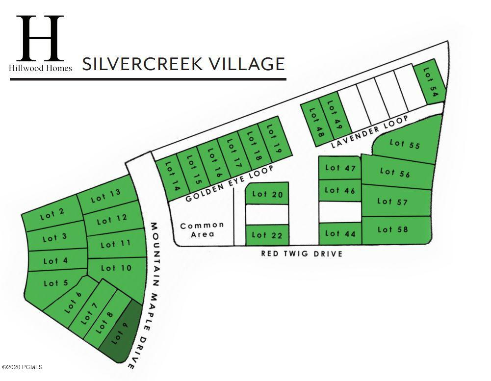 1268 Coneflower Way, Park City, Utah 84098, 3 Bedrooms Bedrooms, ,3 BathroomsBathrooms,Single Family,For Sale,Coneflower Way,12003044