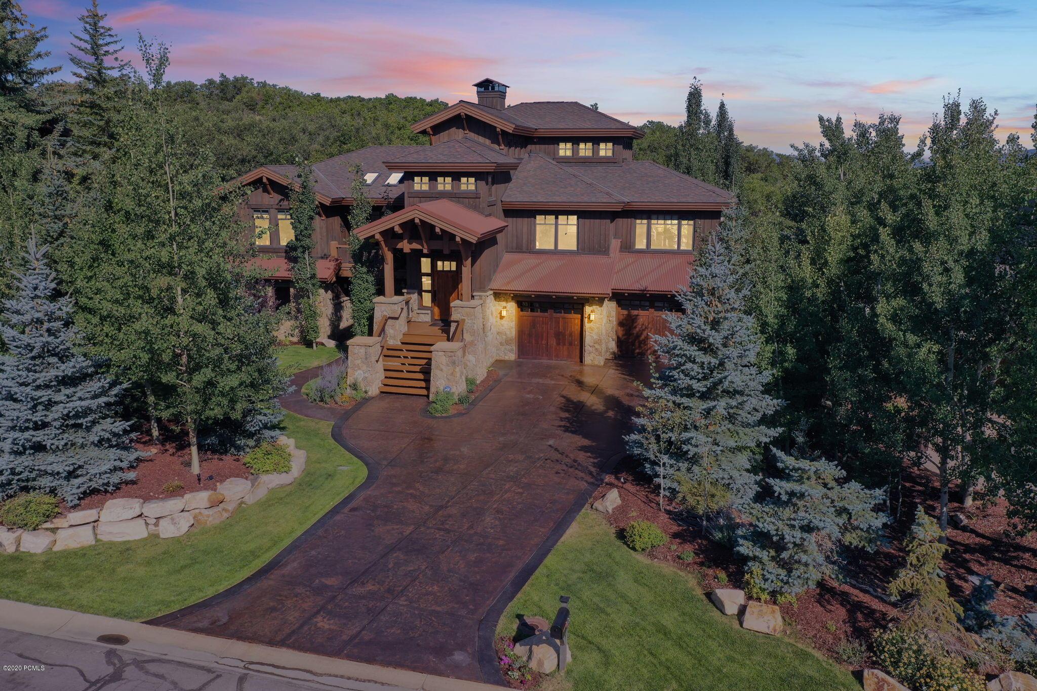 3495 Sun Ridge Drive, Park City, Utah 84060, 5 Bedrooms Bedrooms, ,5 BathroomsBathrooms,Single Family,For Sale,Sun Ridge,12003073