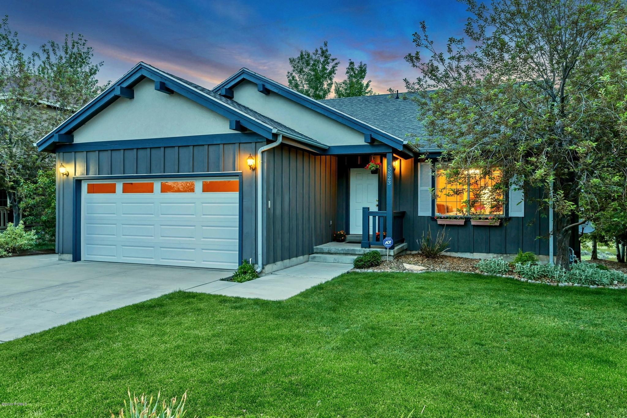5823 Sagebrook Drive, Park City, Utah 84098, 5 Bedrooms Bedrooms, ,3 BathroomsBathrooms,Single Family,For Sale,Sagebrook,12003086