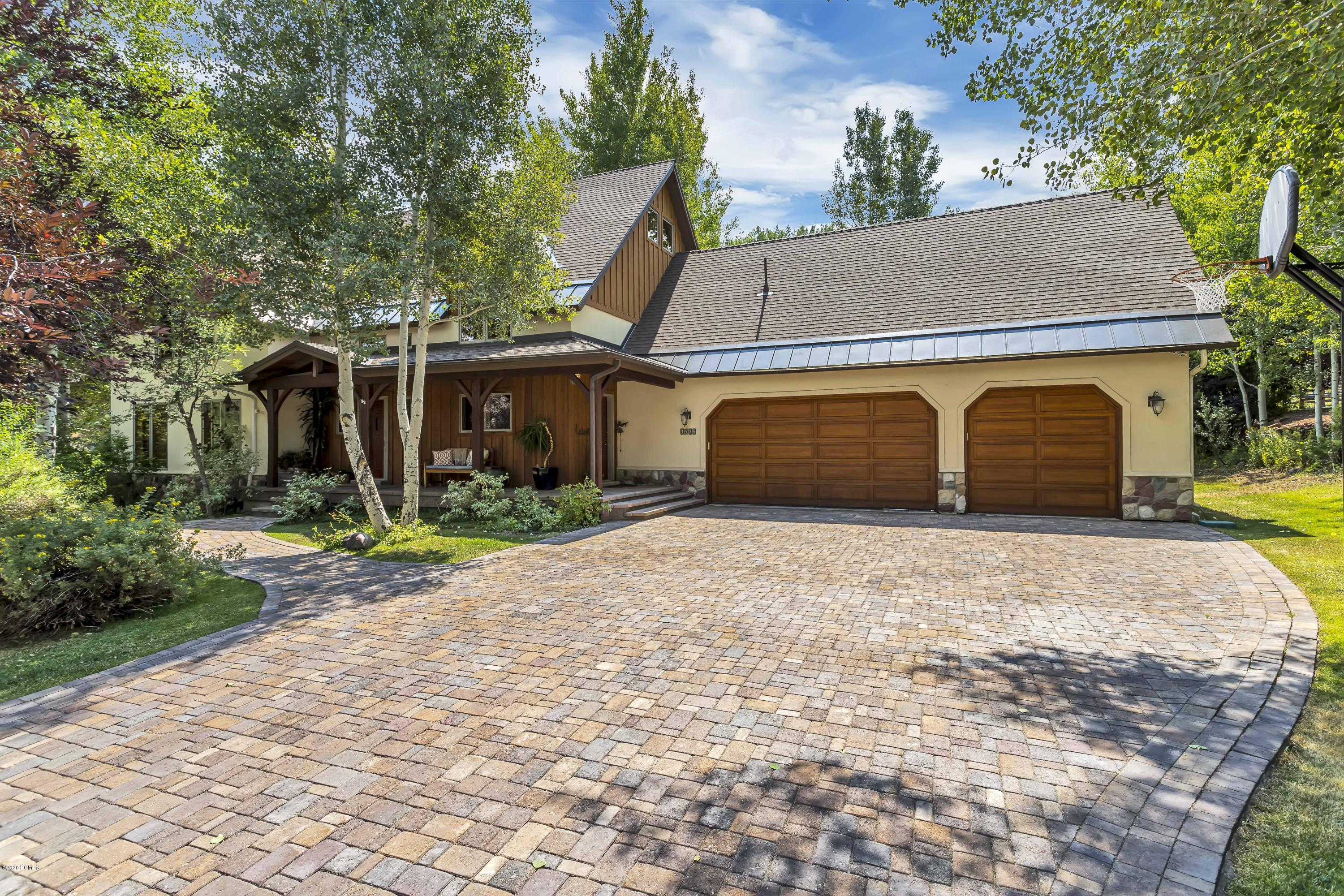 3575 Lariat Road, Park City, Utah 84098, 5 Bedrooms Bedrooms, ,5 BathroomsBathrooms,Single Family,For Sale,Lariat,12003111