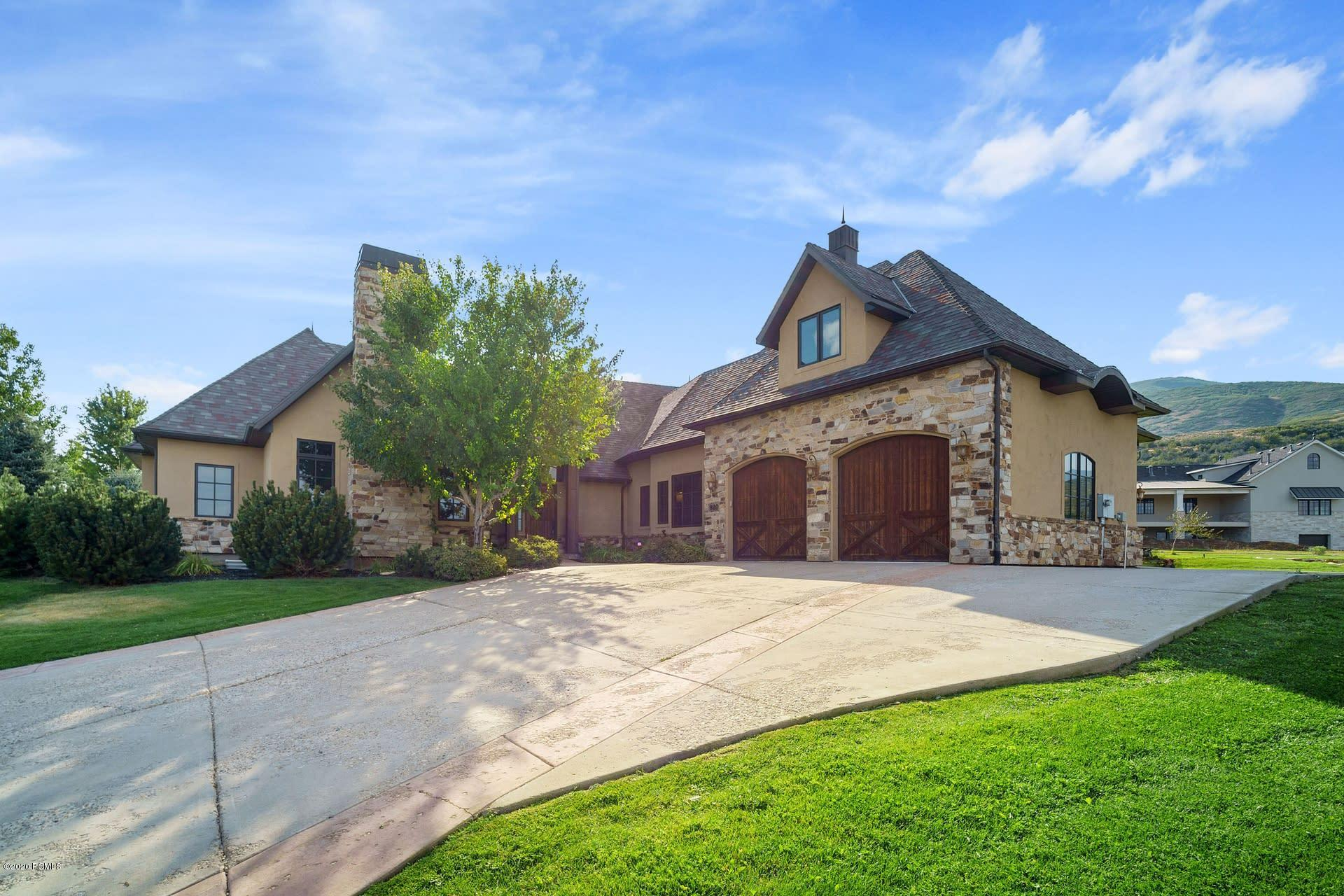 920 Cascade Court Court, Midway, Utah 84049, 6 Bedrooms Bedrooms, ,5 BathroomsBathrooms,Single Family,For Sale,Cascade Court,12003113