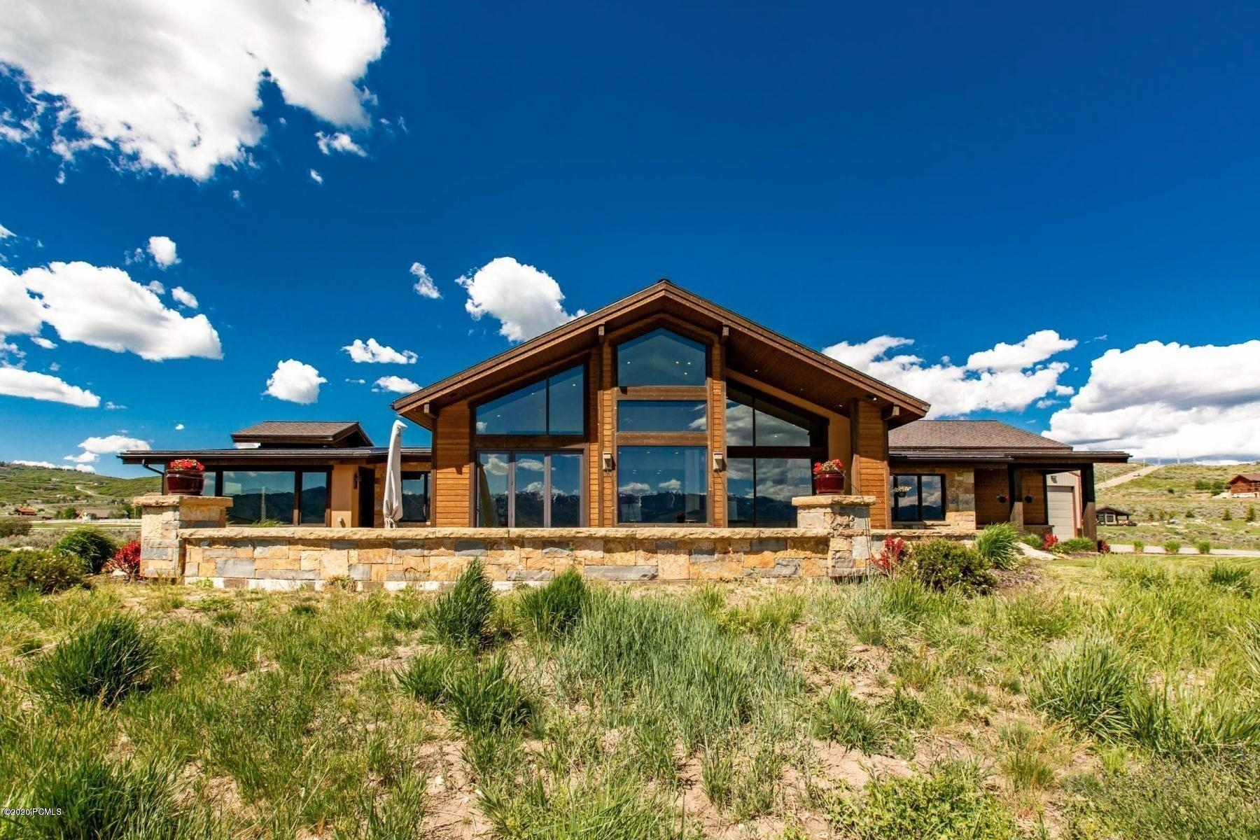 8449 Silver Creek Road, Park City, Utah 84098, 5 Bedrooms Bedrooms, ,5 BathroomsBathrooms,Single Family,For Sale,Silver Creek,12000955