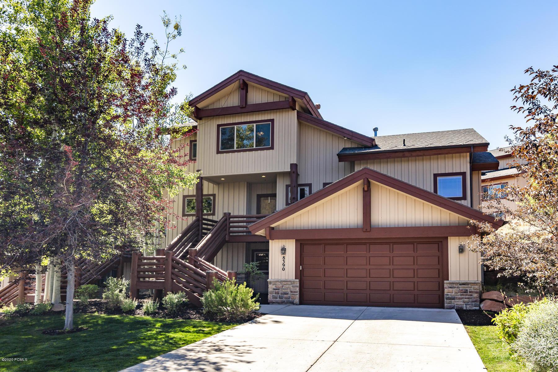 8390 Pointe Drive, Park City, Utah 84098, 3 Bedrooms Bedrooms, ,4 BathroomsBathrooms,Condominium,For Sale,Pointe,12003411
