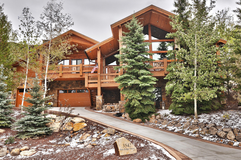 3542 Sun Ridge Drive, Park City, Utah 84060, 5 Bedrooms Bedrooms, ,5 BathroomsBathrooms,Single Family,For Sale,Sun Ridge,12003437