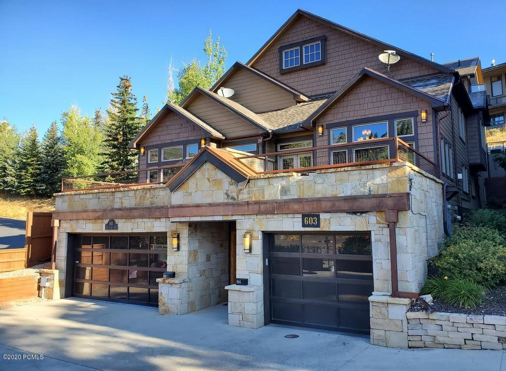603 Deer Valley Drive, Park City, Utah 84060, 6 Bedrooms Bedrooms, ,7 BathroomsBathrooms,Condominium,For Sale,Deer Valley,12003459